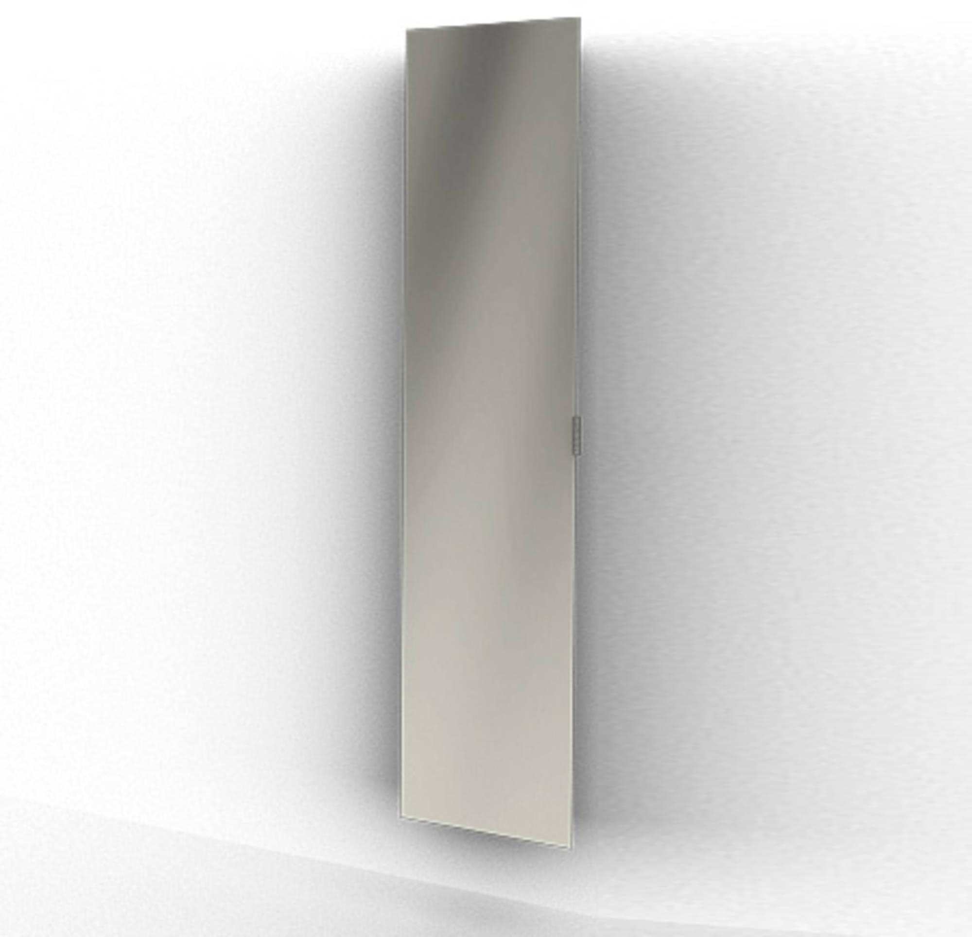 Ben Magno Hoge Spiegelkast Aluminium 35cm
