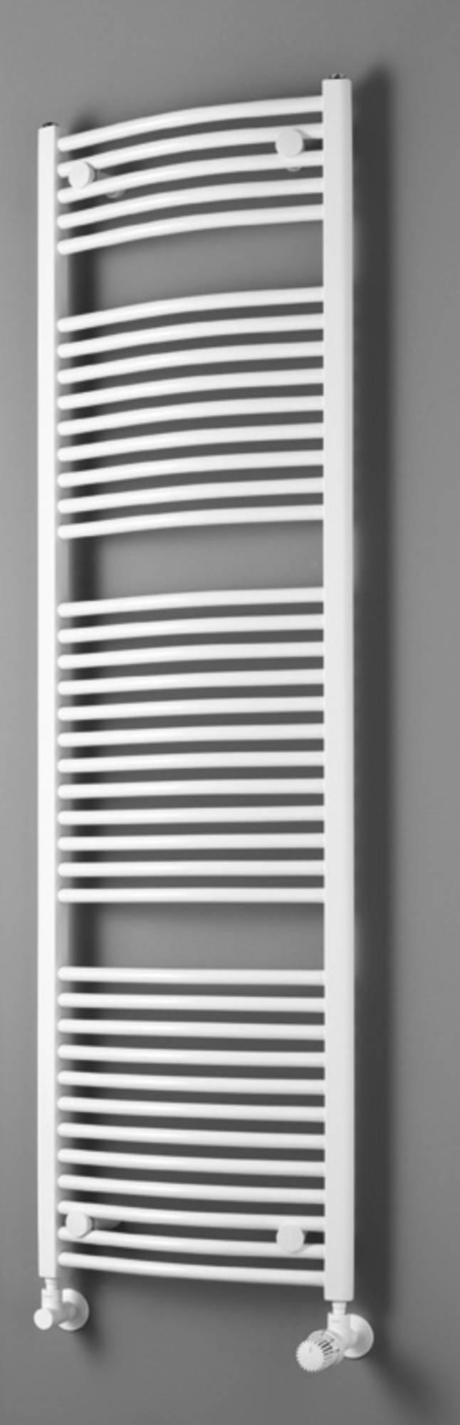 Ben Samos Designradiator 50x121,5cm 645watt Antraciet