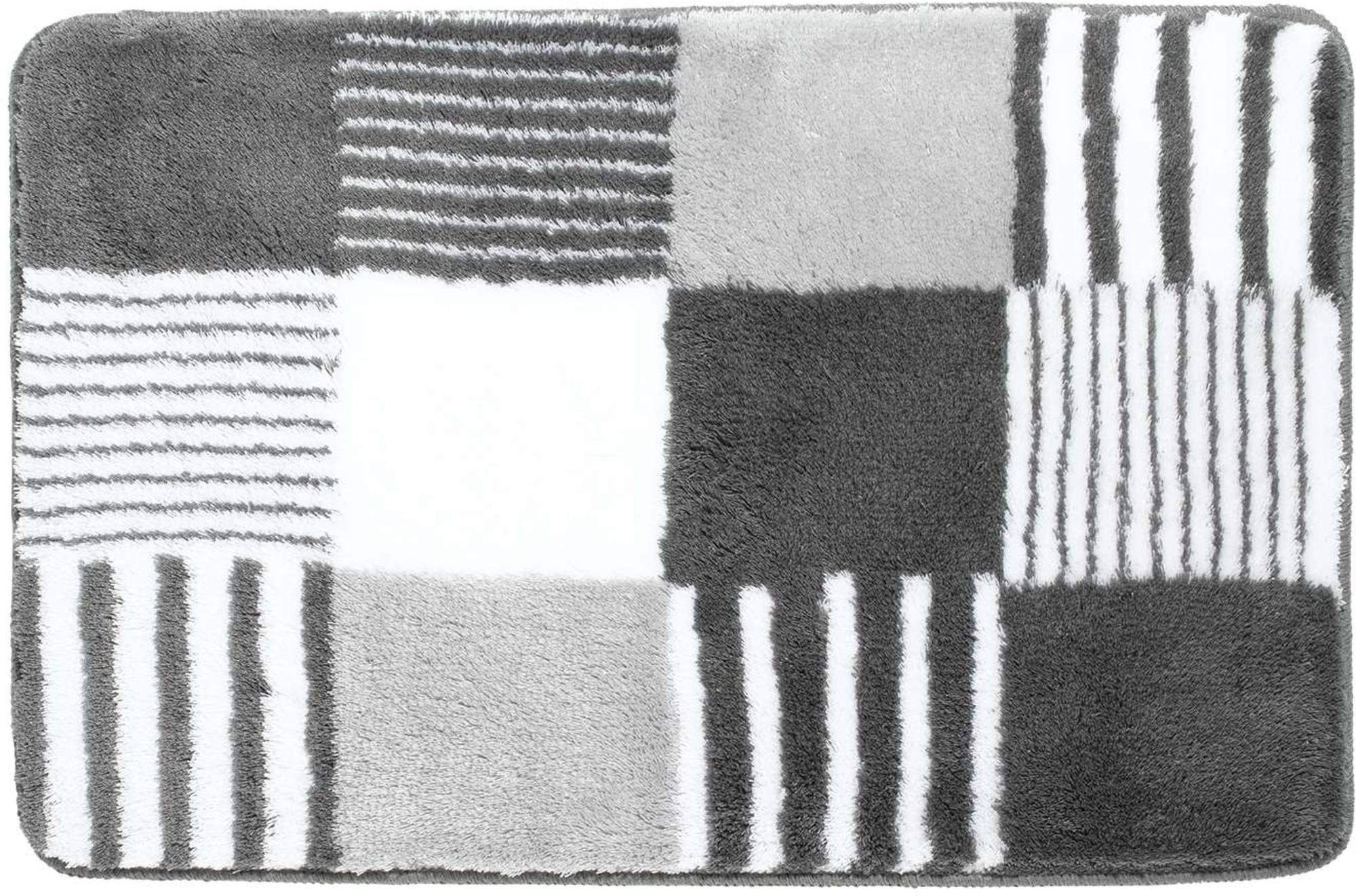 Sealskin Carre badmat acryl 90x60cm grijs