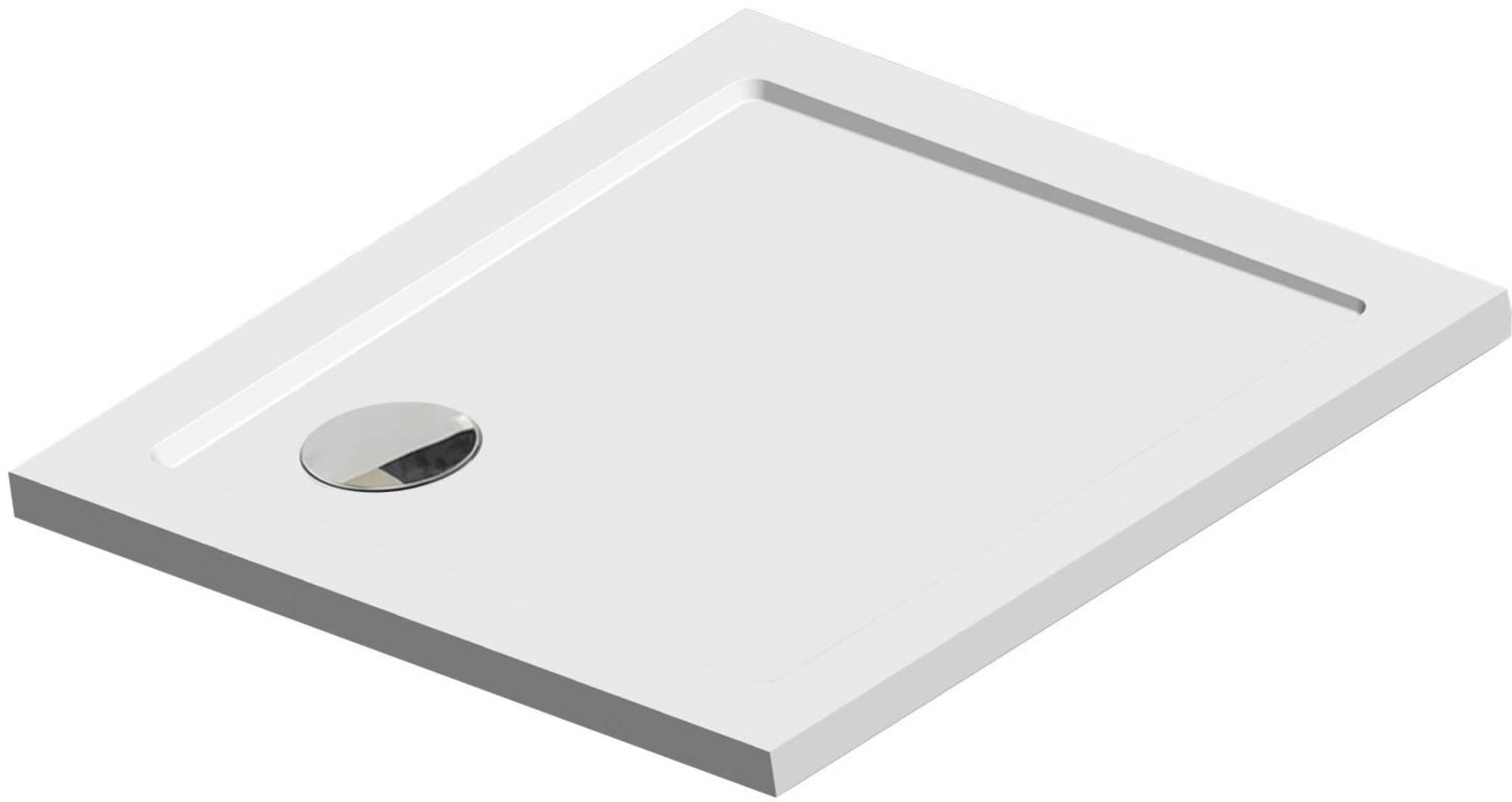 Sealskin Fusion douchebak vierkant inbouw 90