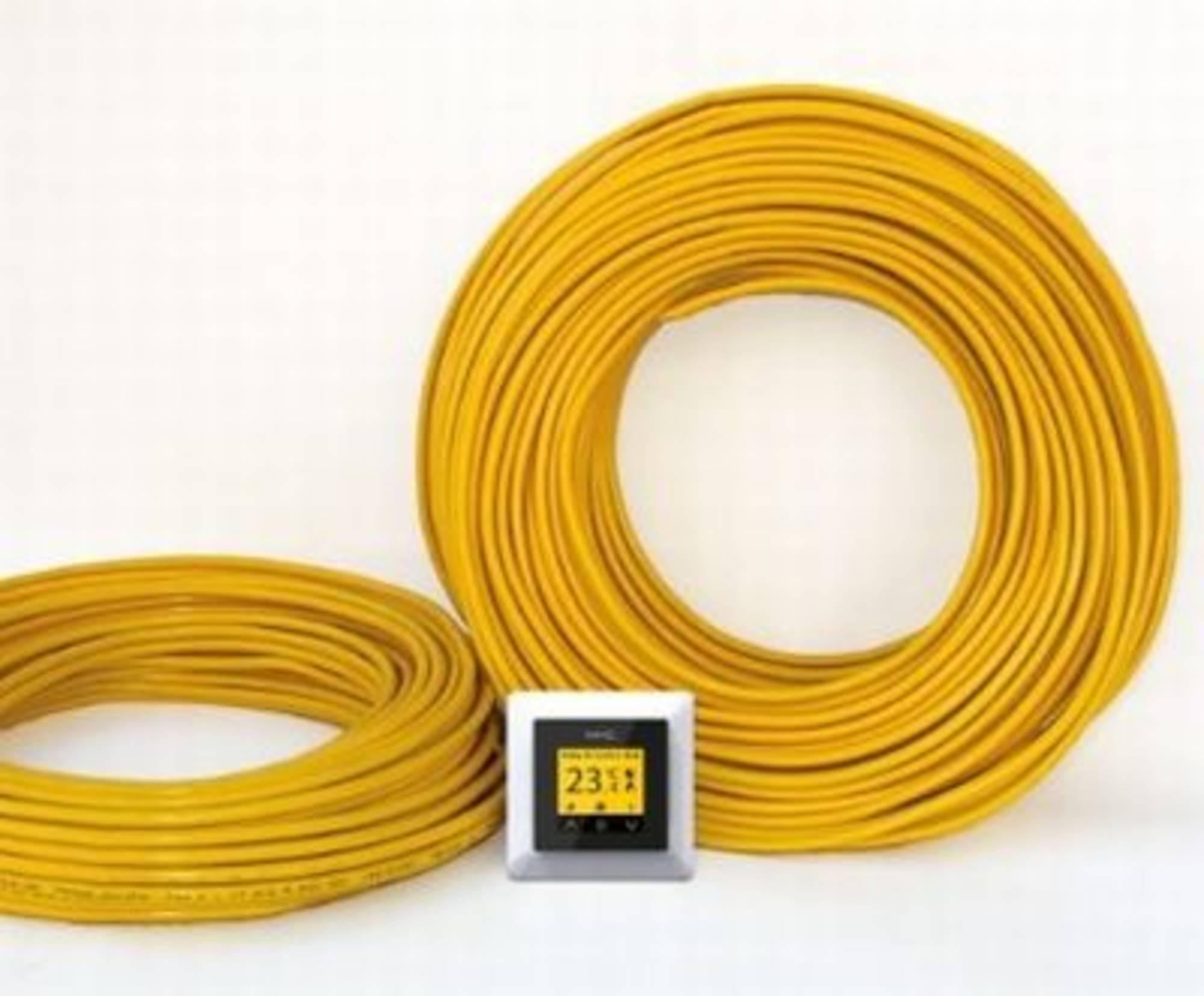 Magnum X-treme control cable verwarmingsset 2100w 123,5 m.