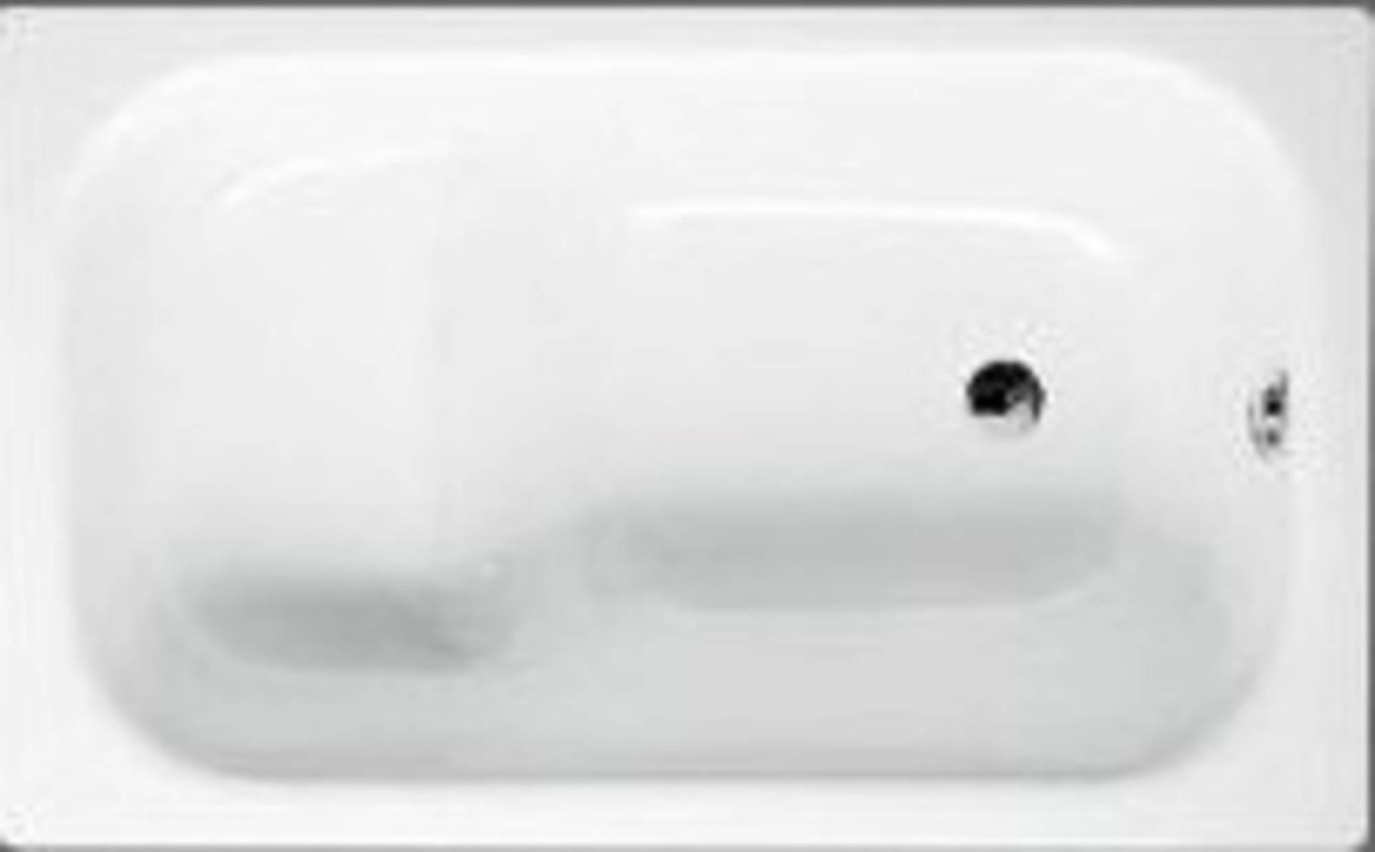 Bette Voetzitbad voetzitbad 105x65x42 cm, wit
