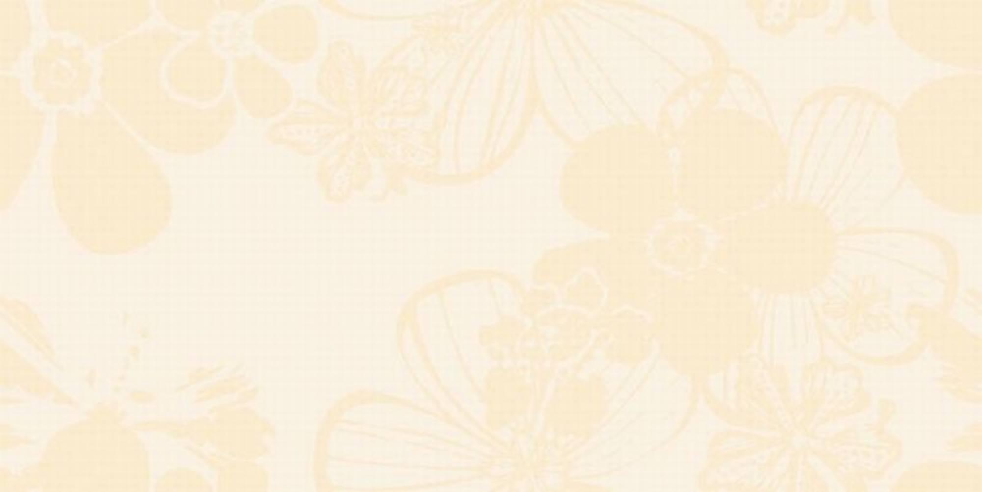 VILLEROY & BOCH MELROSE tegel 30x60 cm. decor flower NATUR (1581NW35)