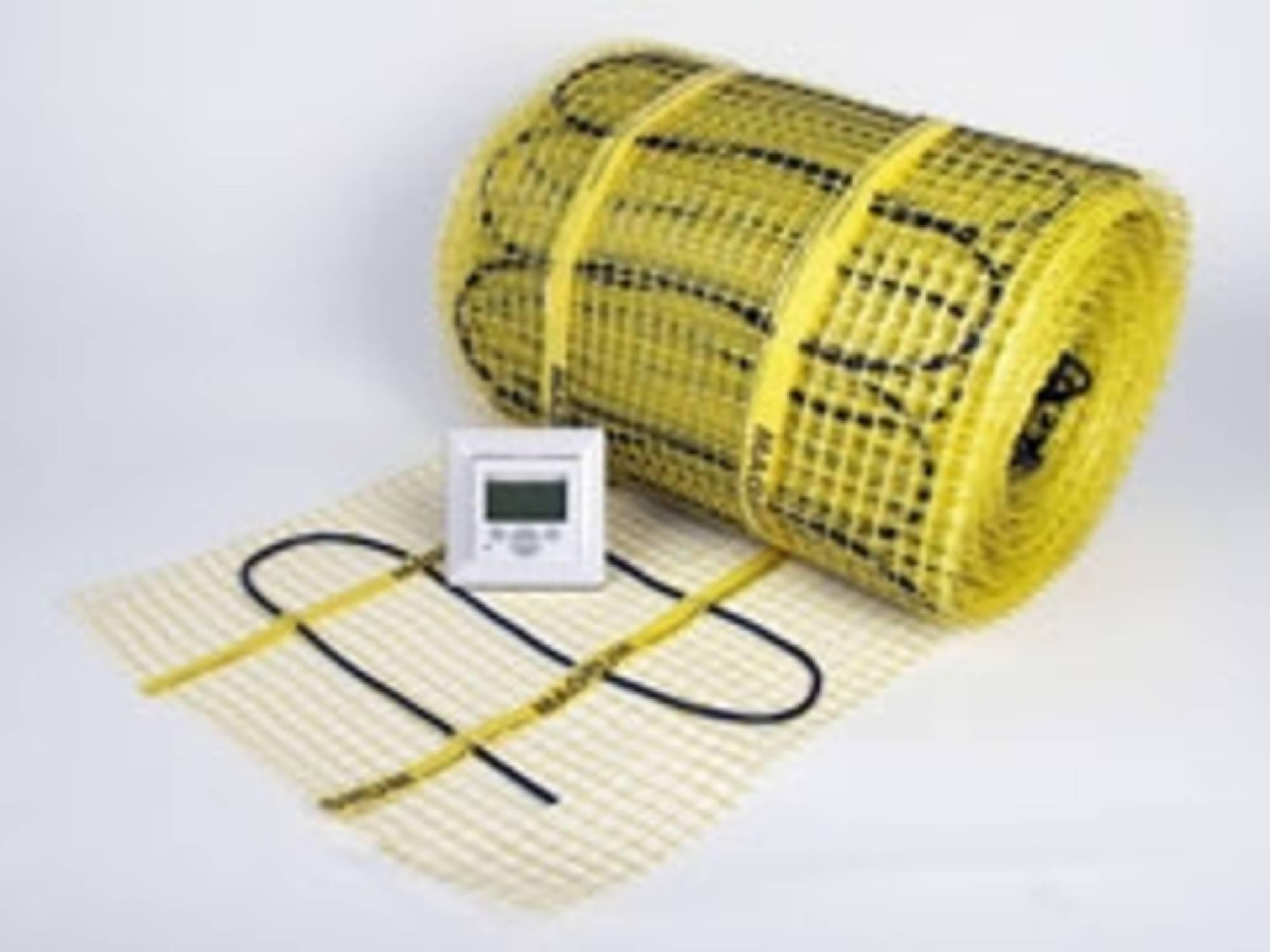Magnum X-treme control verwarmingsmat small 500x25 1,25 m2 187w