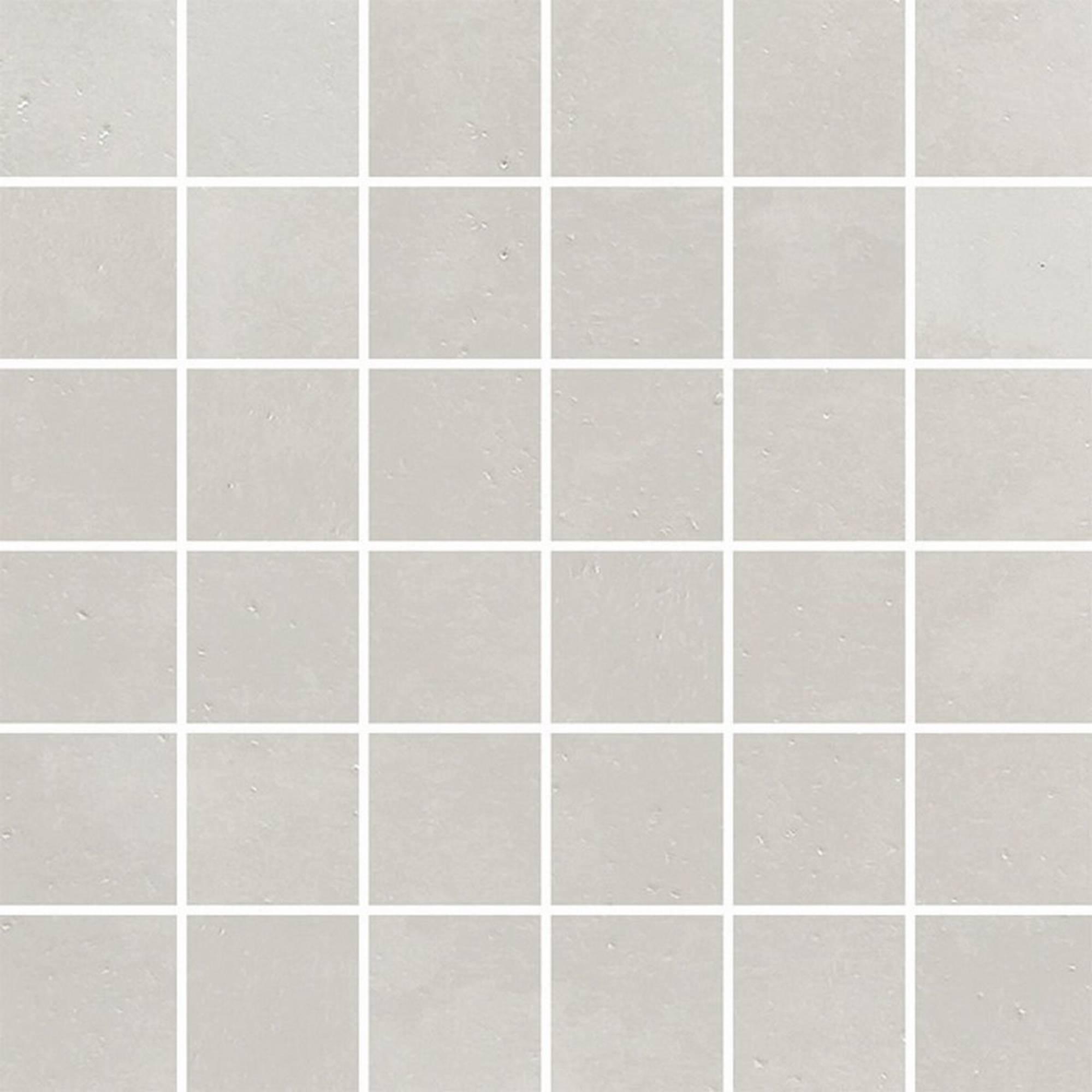 Villeroy & boch Century unlimited tegelmat 30x30 cm. blok 5 x 5 cm. a 11 stuks, licht grijs