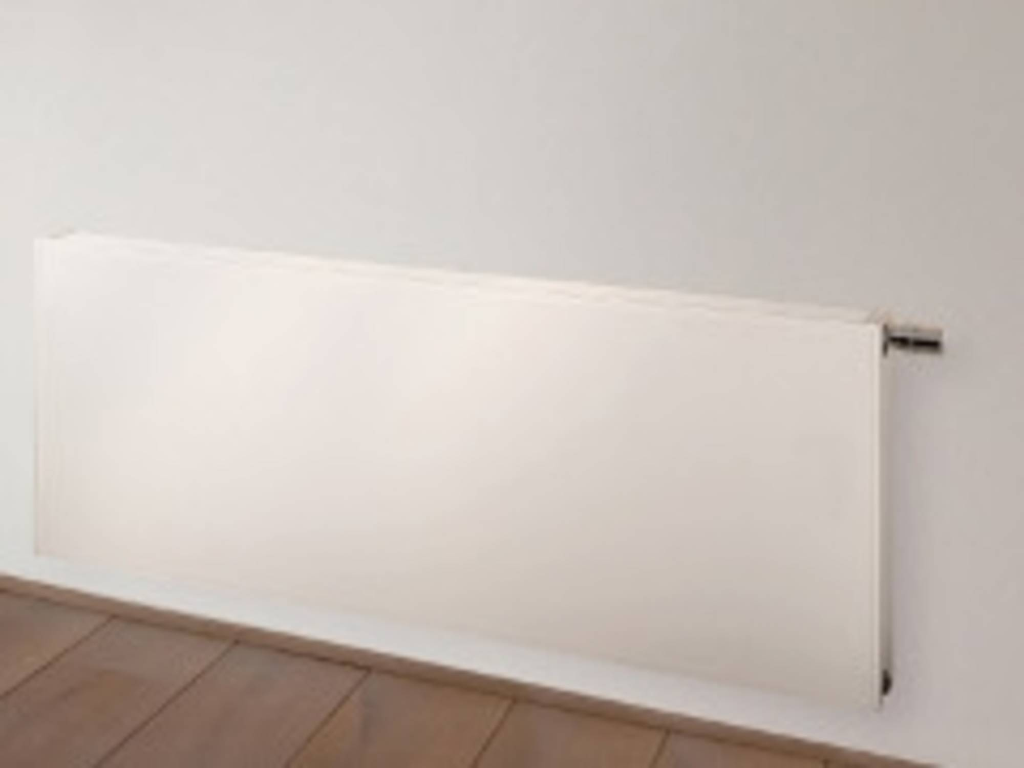 Vasco Flatline T21S radiator 1000x500 mm as=0098 1101w Wit S600