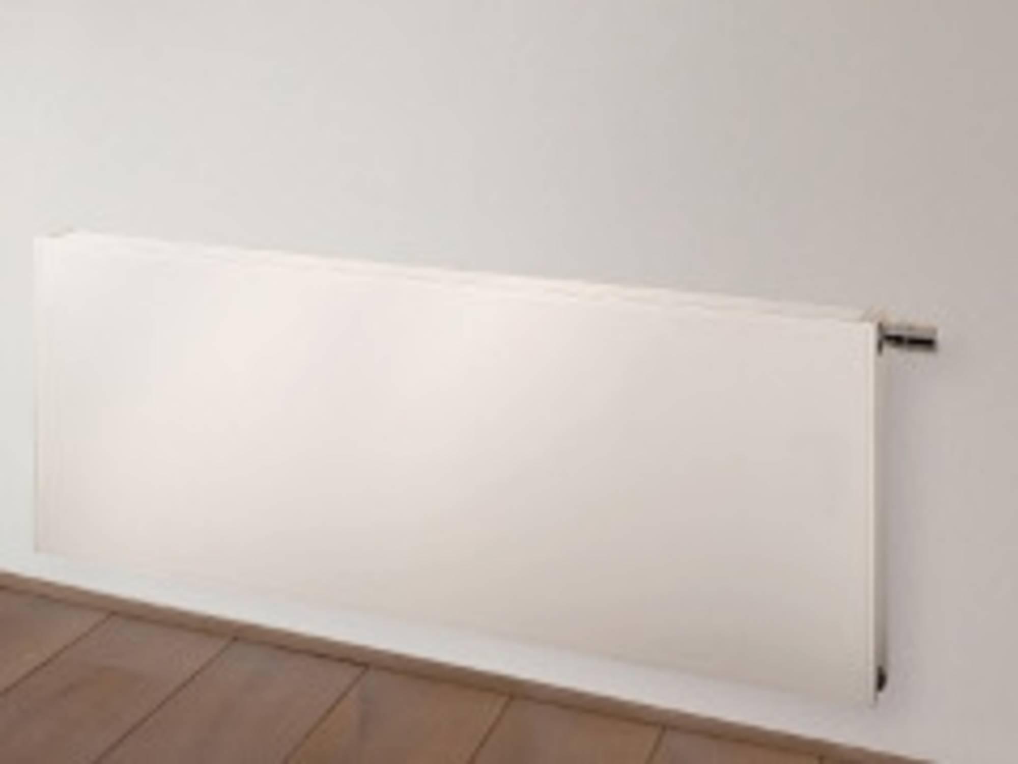 Vasco Flatline T22 radiator 2200x600 mm as=0098 3612w Wit S600