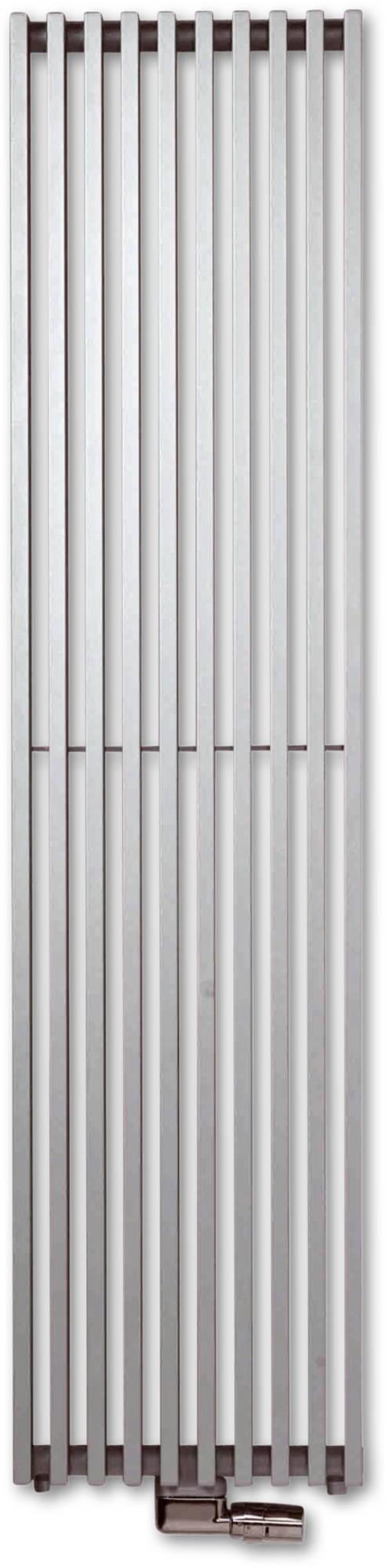 Vasco Zana ZV-1 design radiator 624x1800 n16 1719w as=1188 Wit RAL 9016