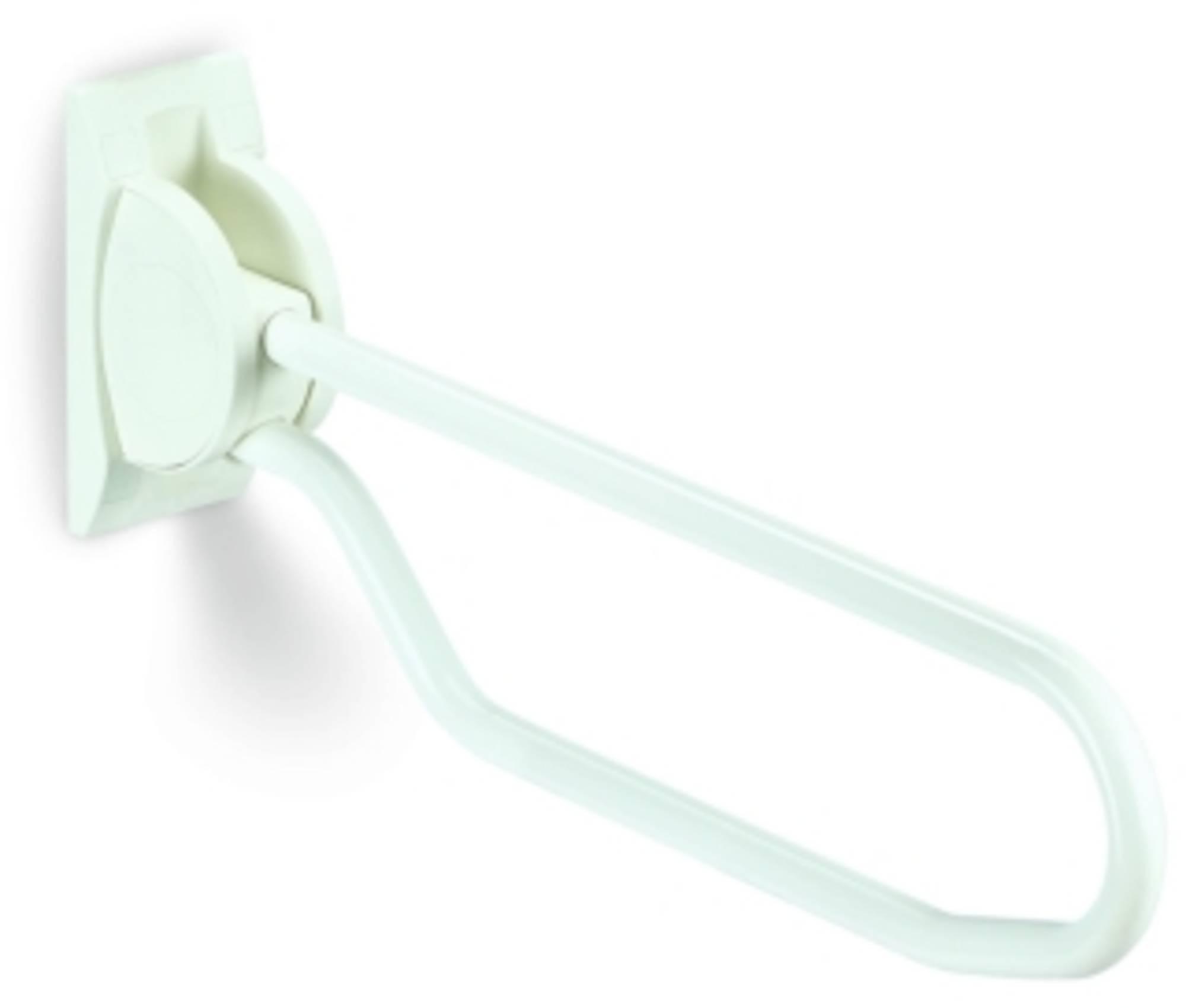 Handicare opklap beugel 80 cm, wit