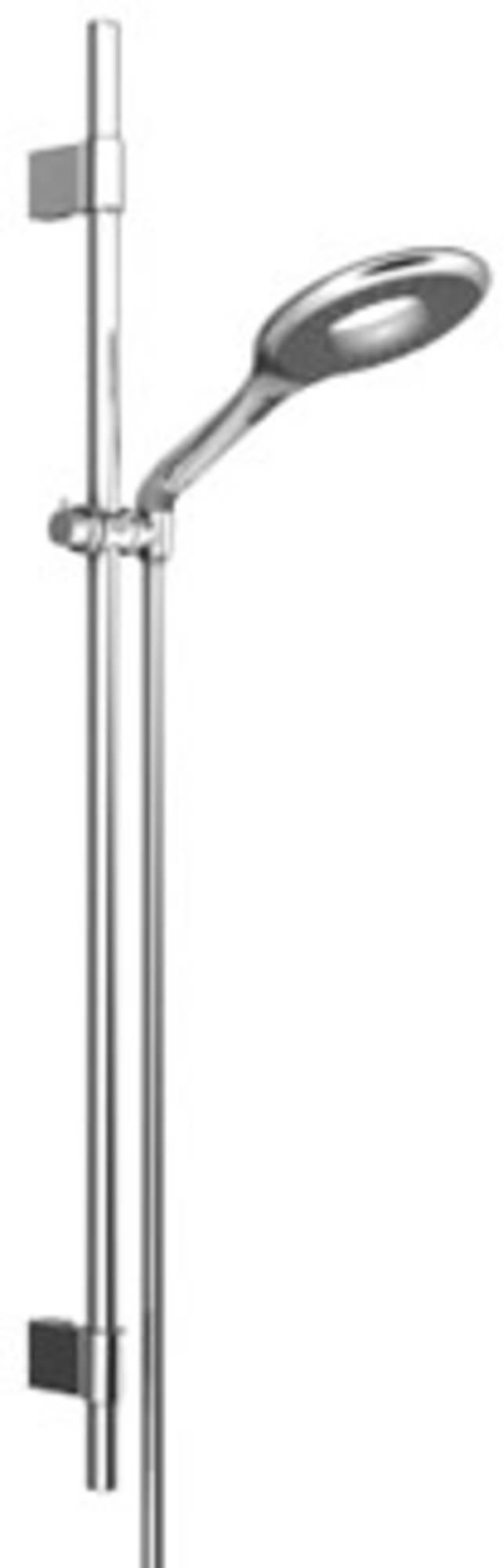 Grohe Rainshower glijstangcombinatie 900mm chroom 27277001