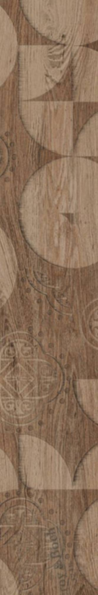 Villeroy & boch Lodge decorstrook 20 x 120 cm. doos a 4 stuks, greige