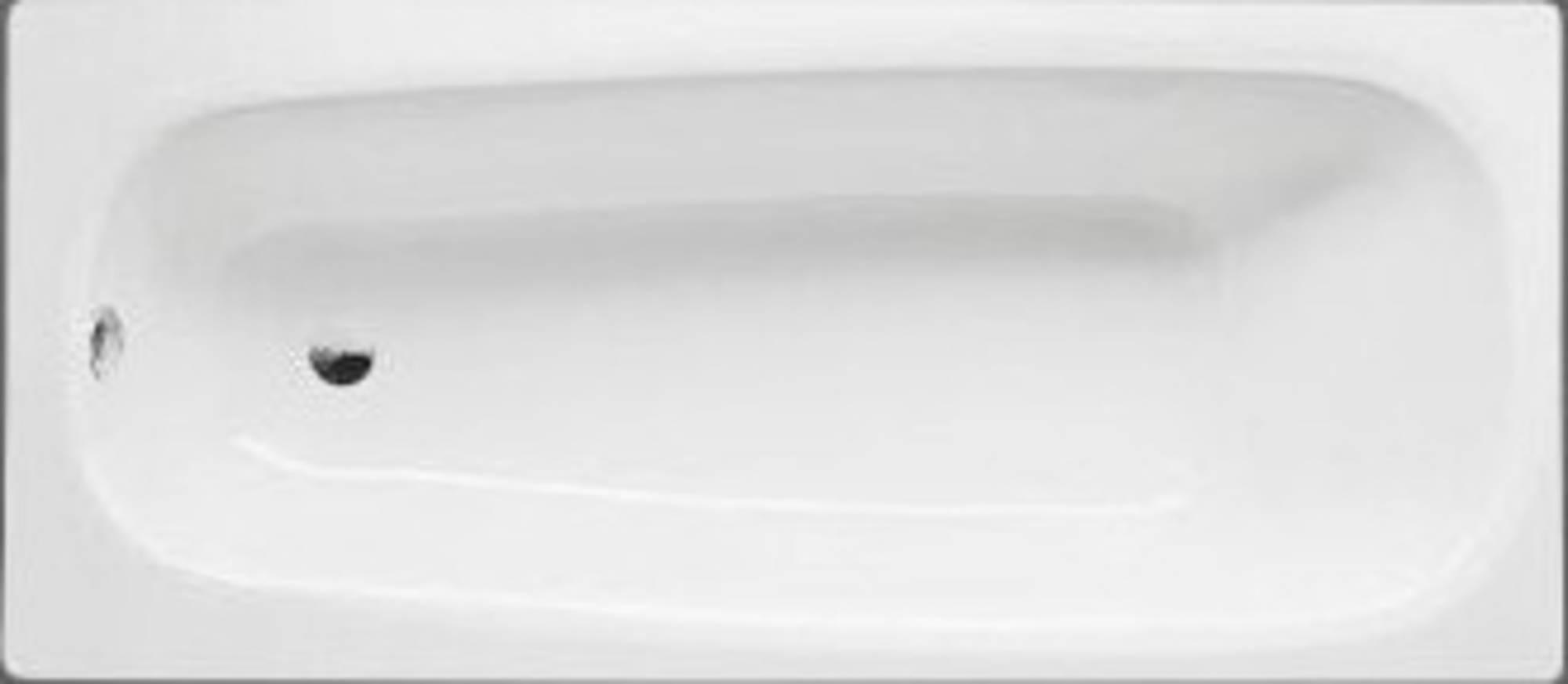 Bette Form plaatstalen bad nova 170x75x42 cm 3,5 mm Wit