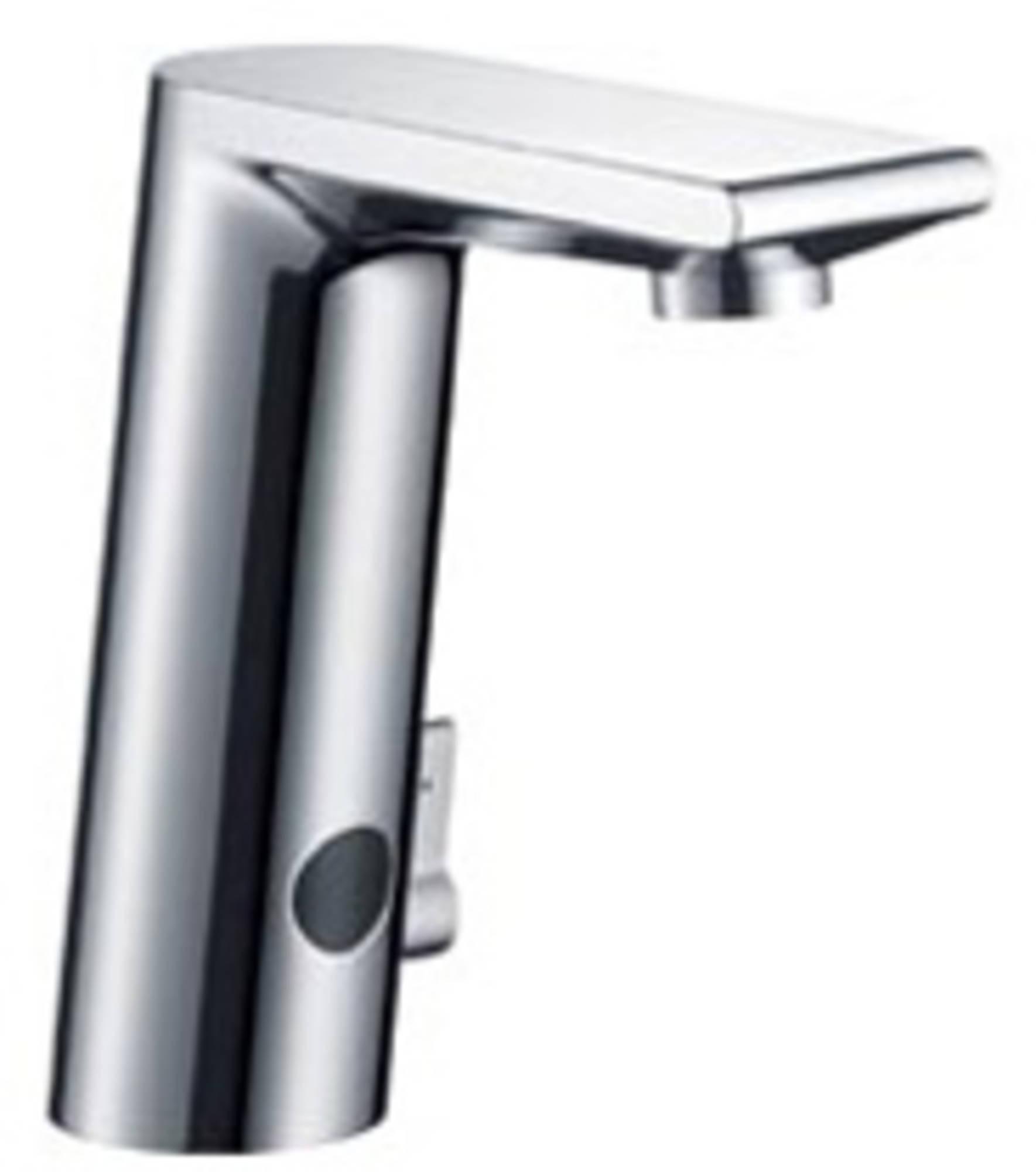Hansgrohe Metris wastafelmengkraan infrarood chroom 31100000