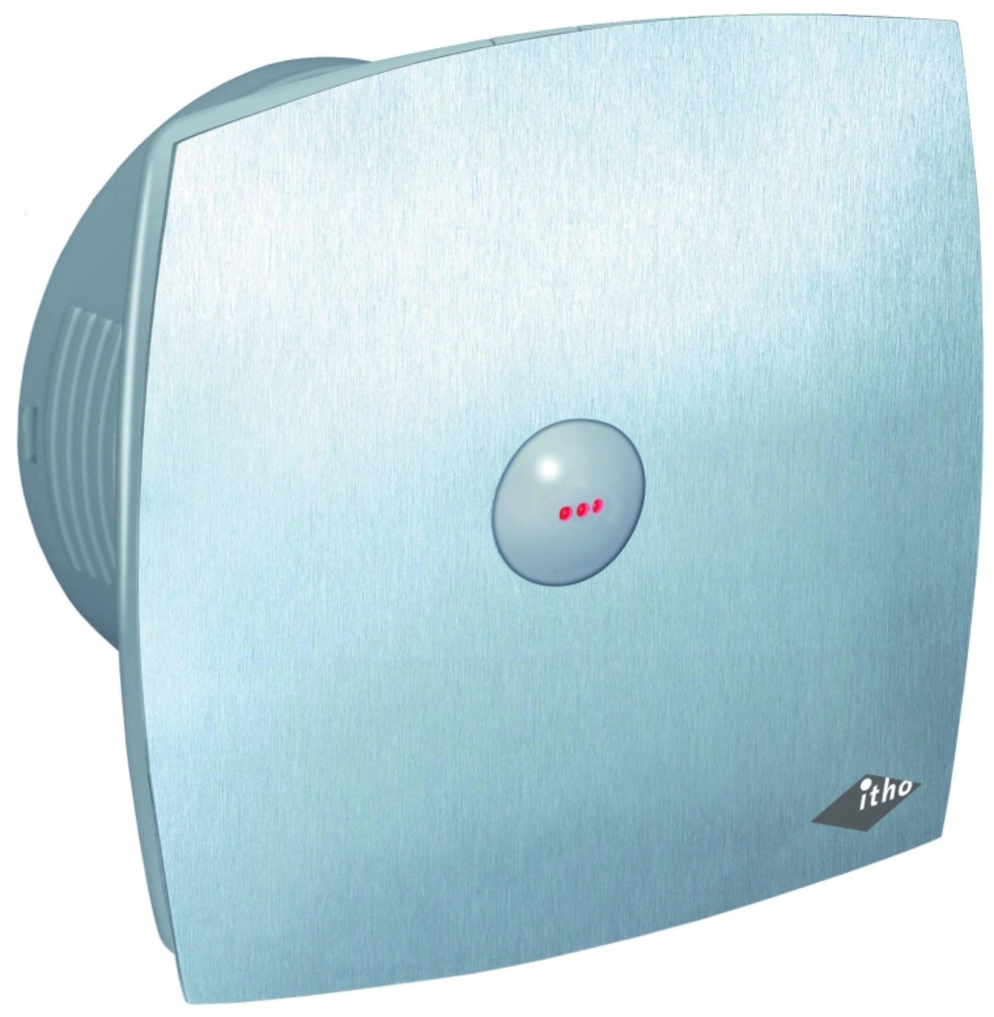 ITHO BTV 400 HT ht kanaalventilator nadraaitimer hygrostaat WIT (3420030)