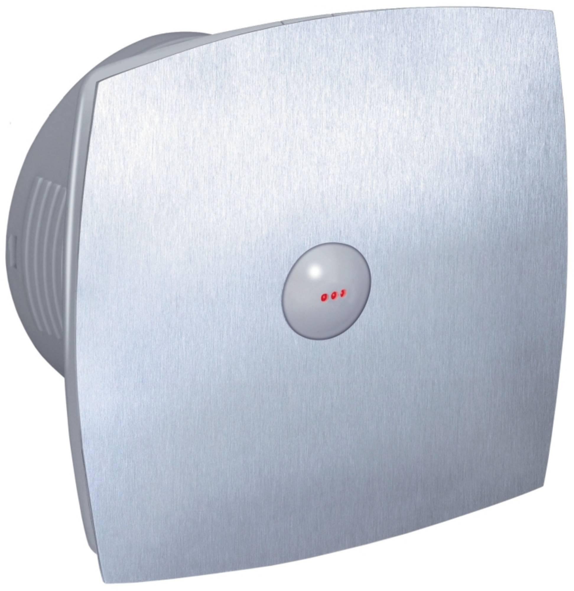 ITHO BTV 400 HT kanaalventilator met nadraaitimer hygrostaat RVS (3420060)