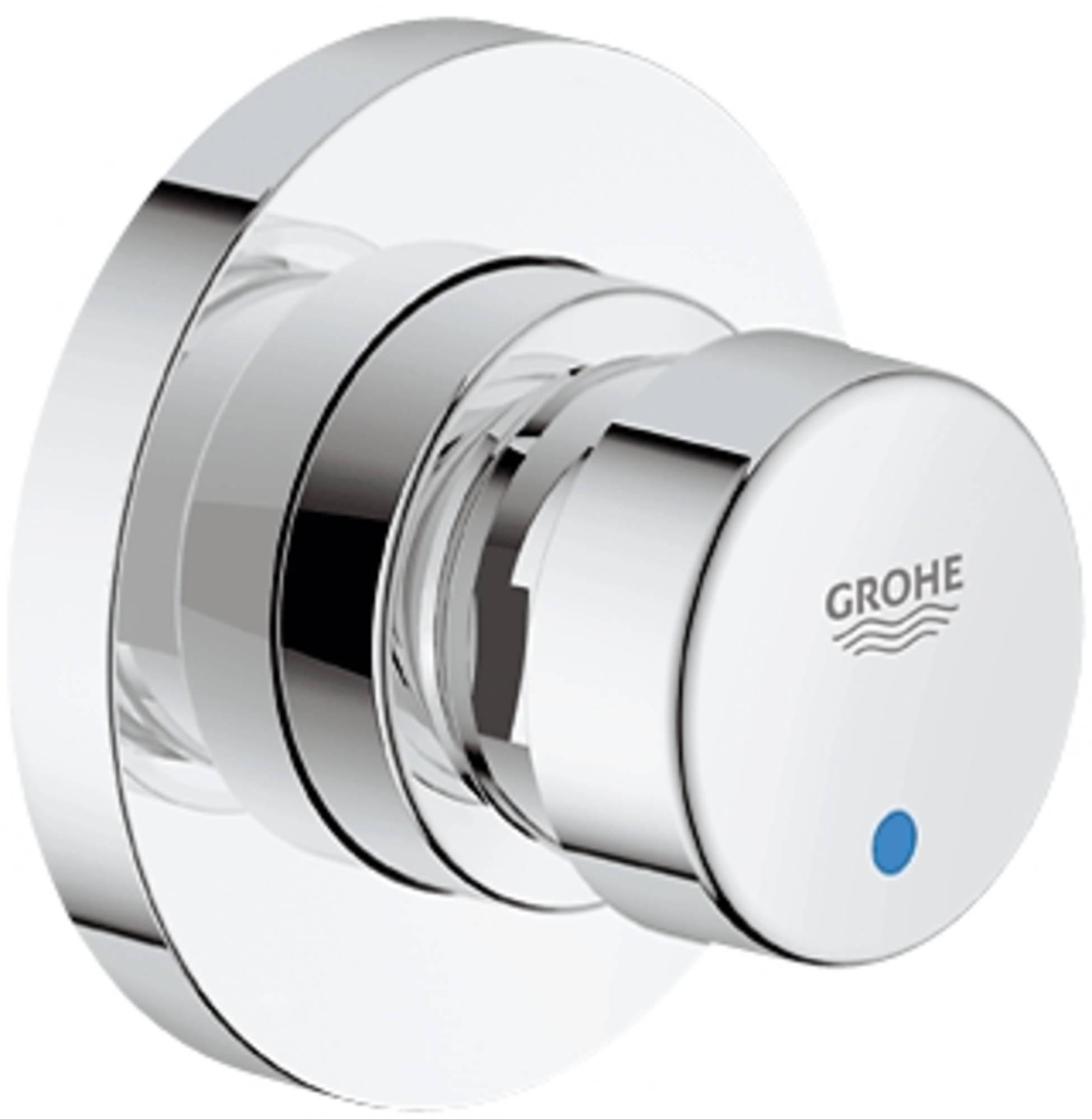 Grohe Euroeco inbouw stopkraan chroom 36268000