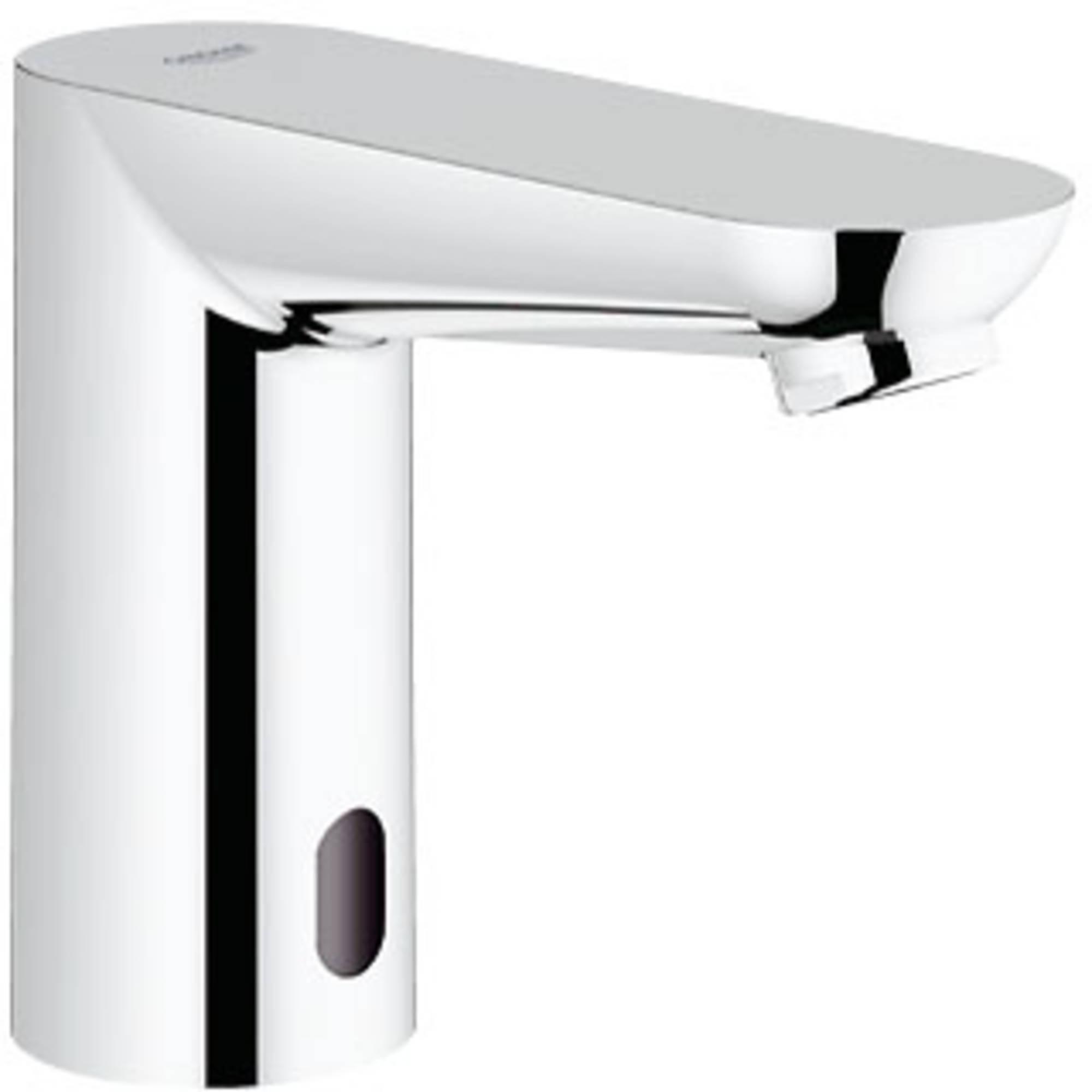 Grohe Euroeco wastafelkraan infrarood chroom 36271000