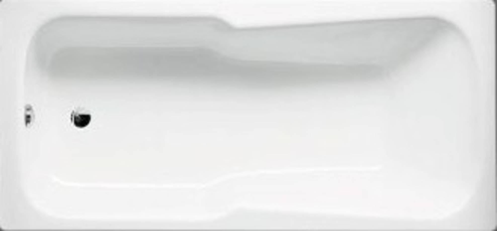 Bette Set plaatstalen bad 170x80x38 cm Wit