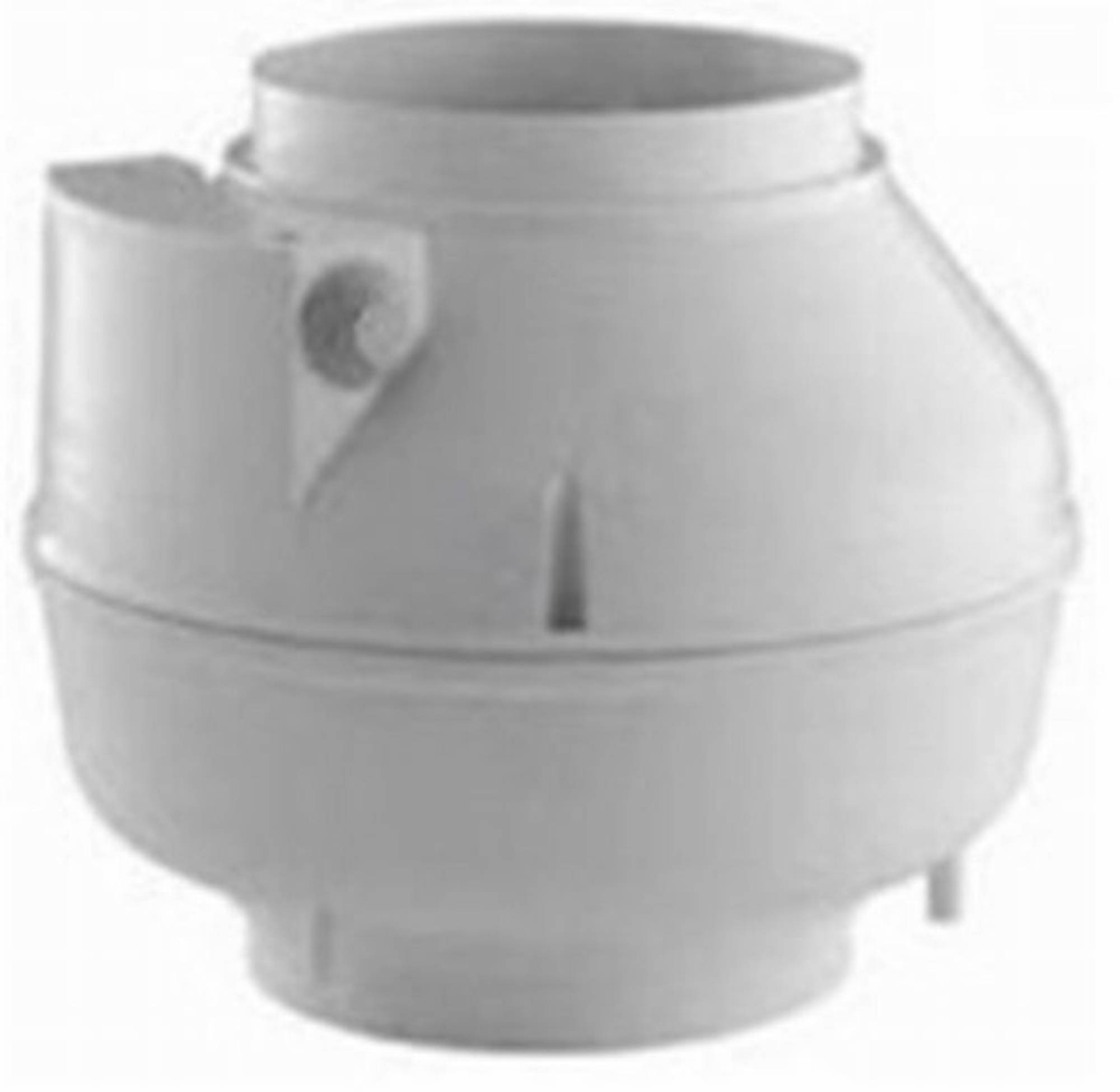 ITHO buisventilator 230v zonder muurmontageset (3804020)