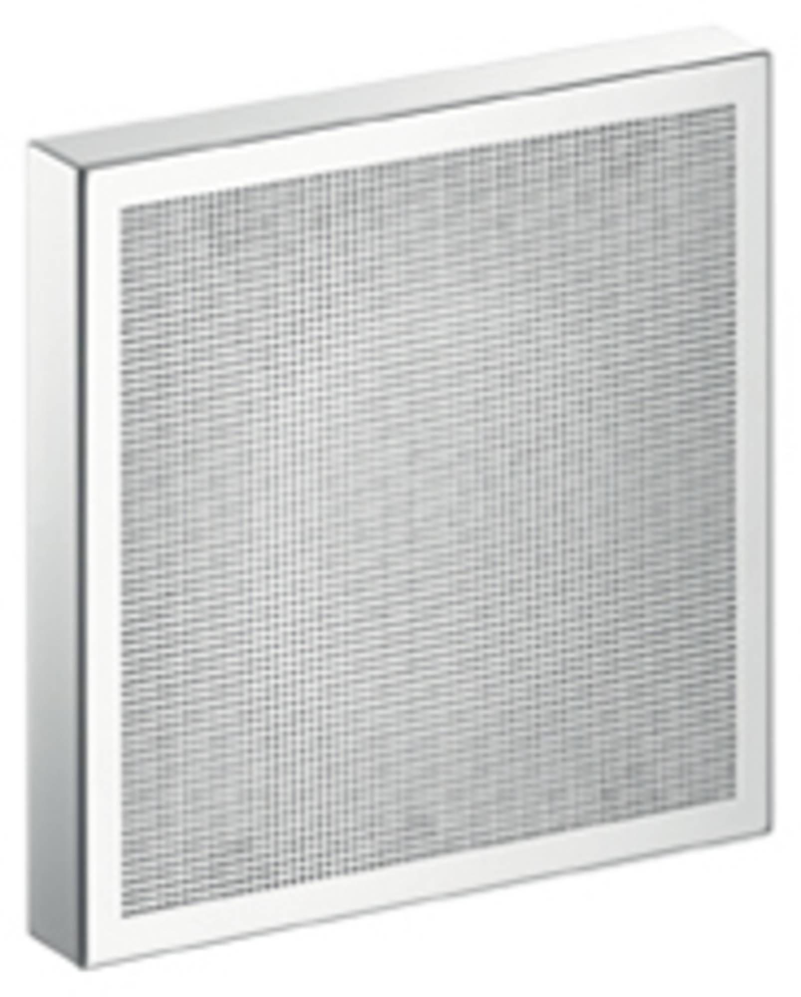 Hansgrohe Axor Starck shower collection afdekset speaker module Chroom