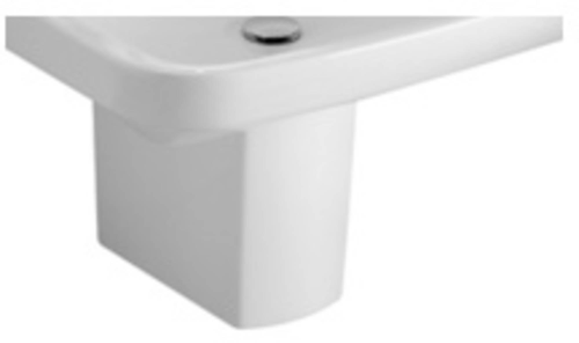 VILLEROY & BOCH SUBWAY 2.0 sifonkap voor wastafel WIT (52440001)