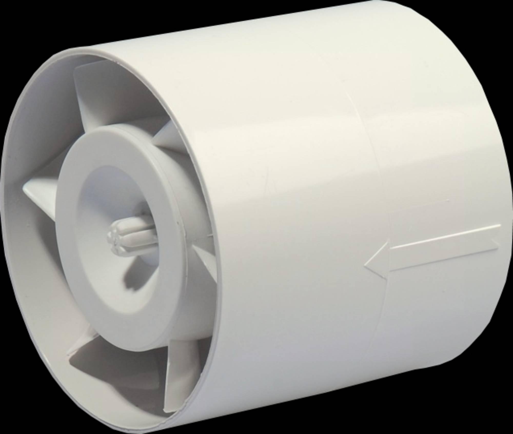 Itho muurventilator 97mm 100m3 23