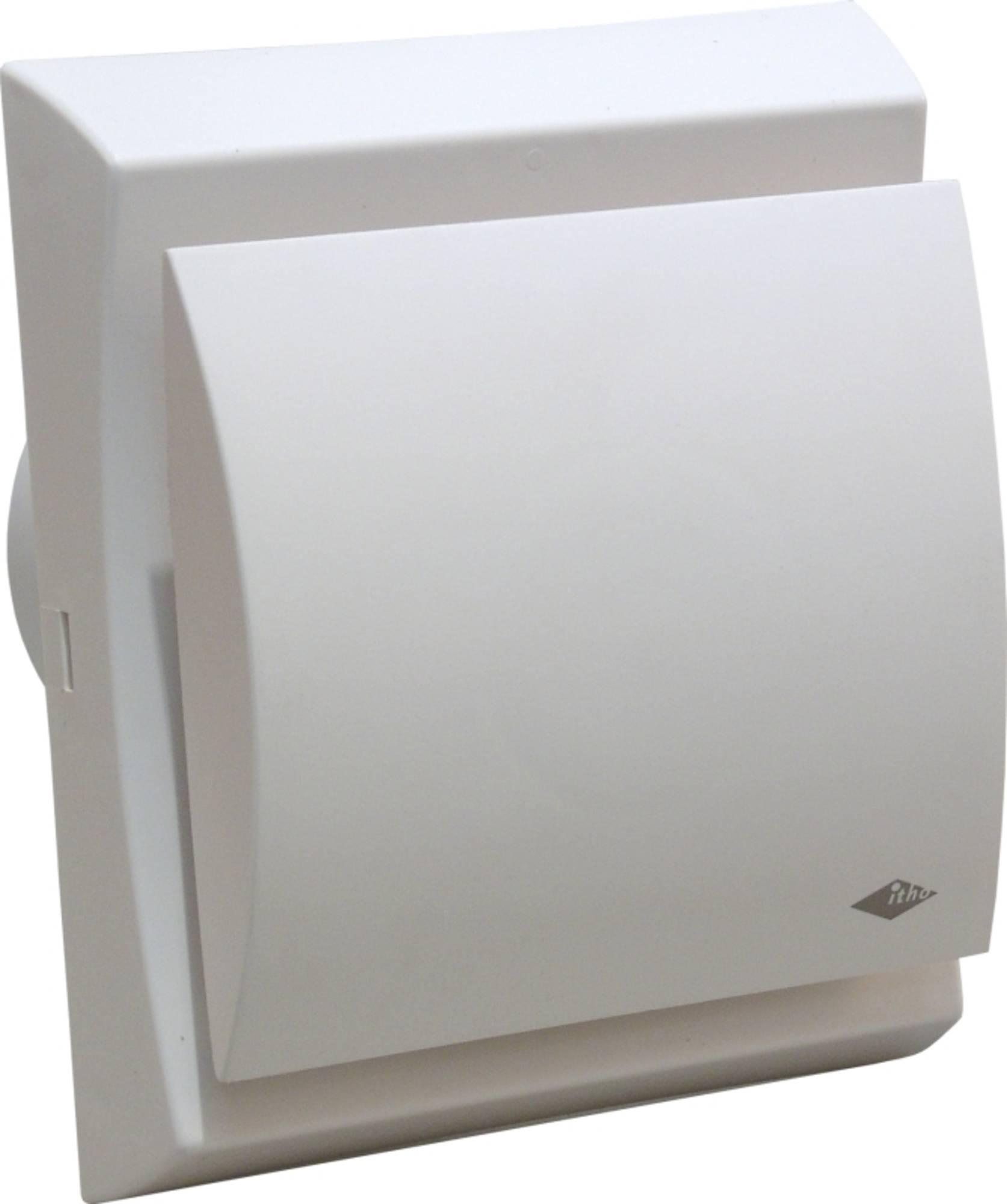 ITHO kanaalventilator 230v btv-n200 voor 100 en 125 mm. WIT (5400800N)