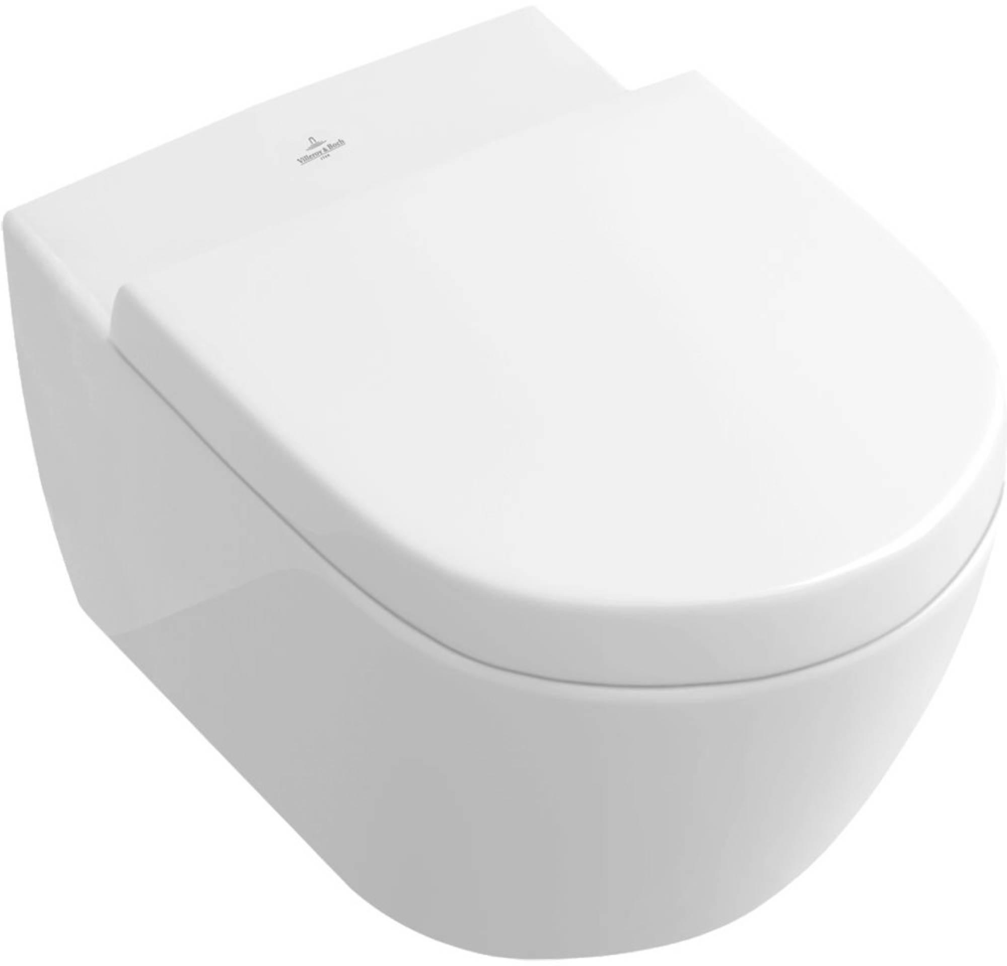 Villeroy & boch Subway 2.0 wandcloset direct flush, wit