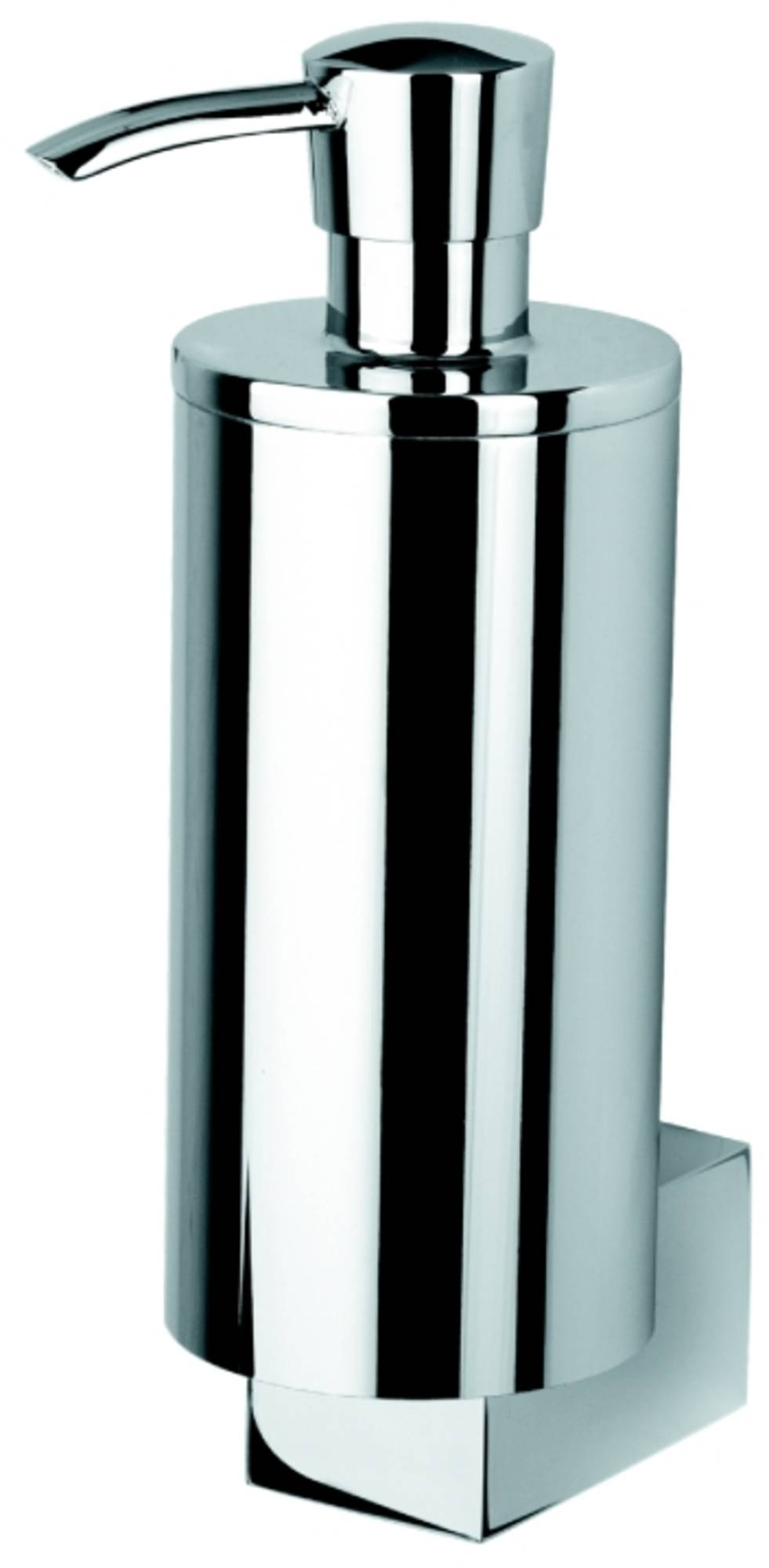 Geesa NexX zeepdispenser chroom 751602