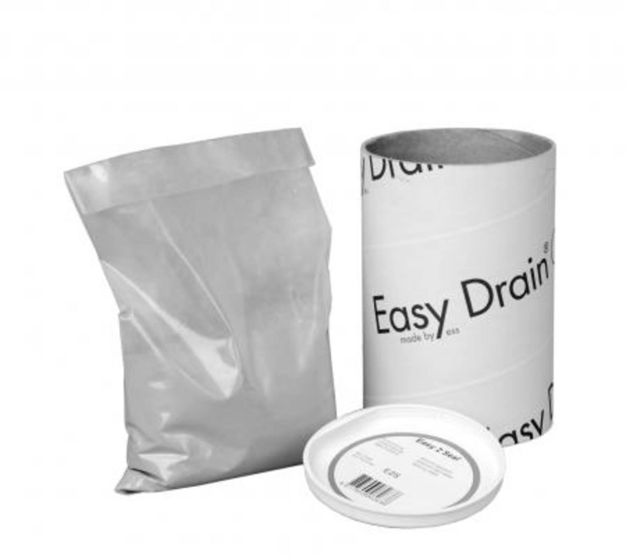 EASYDRAIN EASY2SEAL hechtings- afdichtingspasta voor douchegoot 900 gr (E2S)