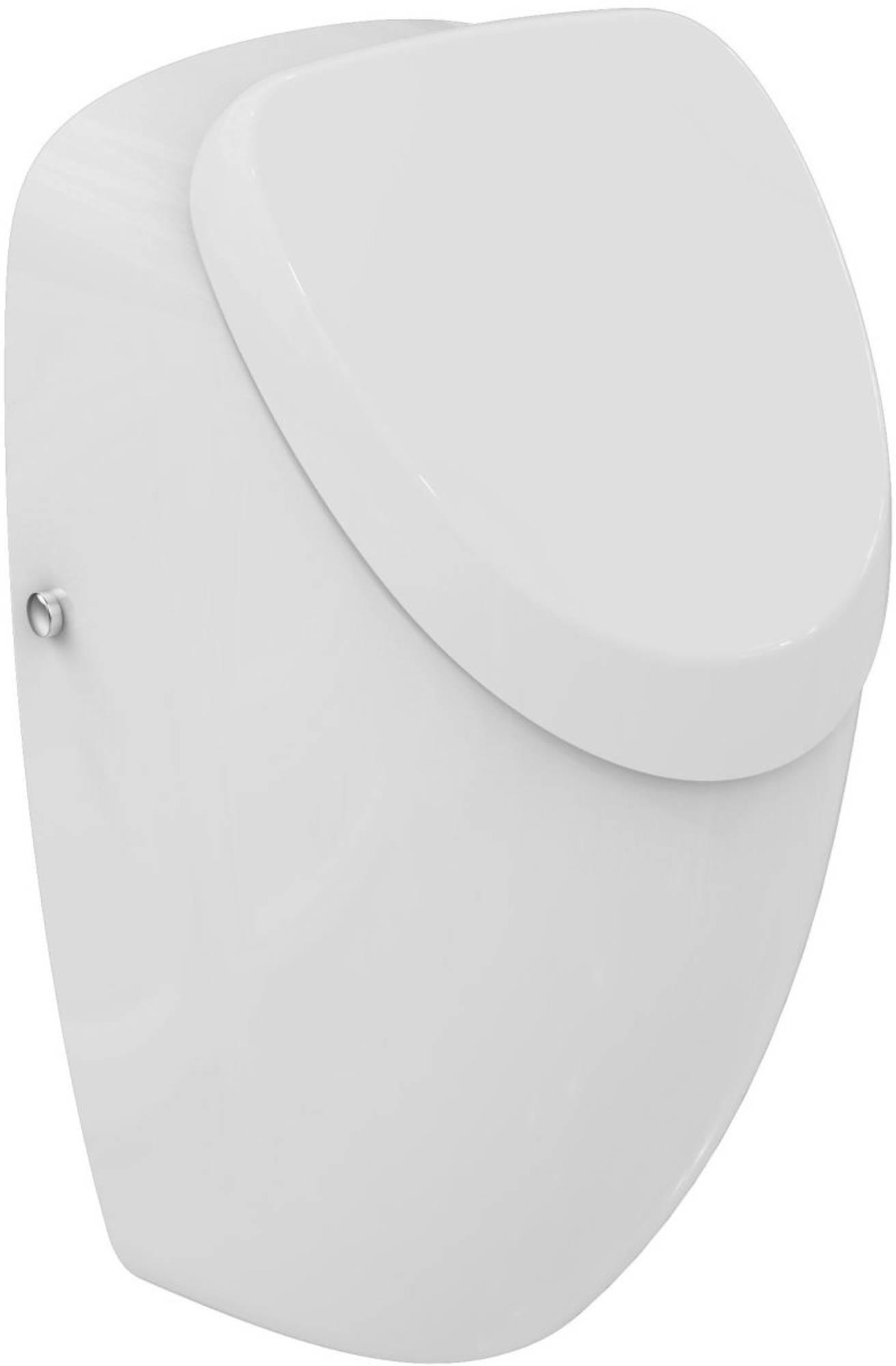 Ideal Standard Connect urinoir voor deksel ideal plus Wit