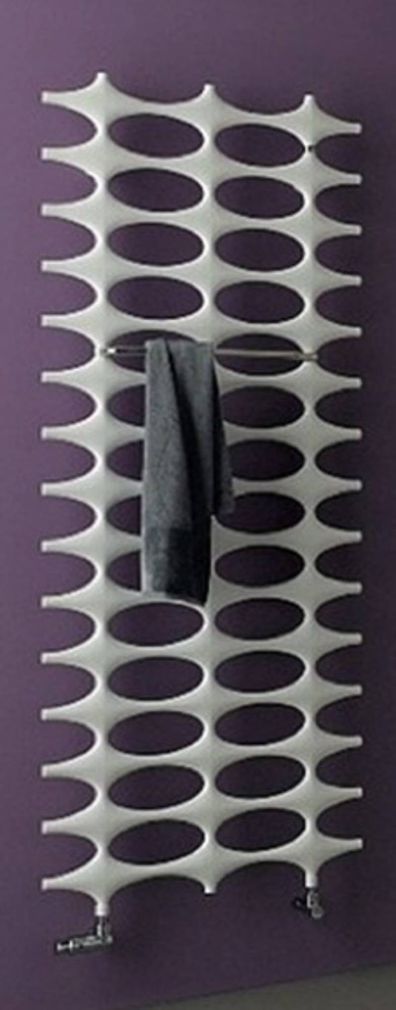 Kermi Ideos radiator 758x1901 mm as=1-8 963w Zwart