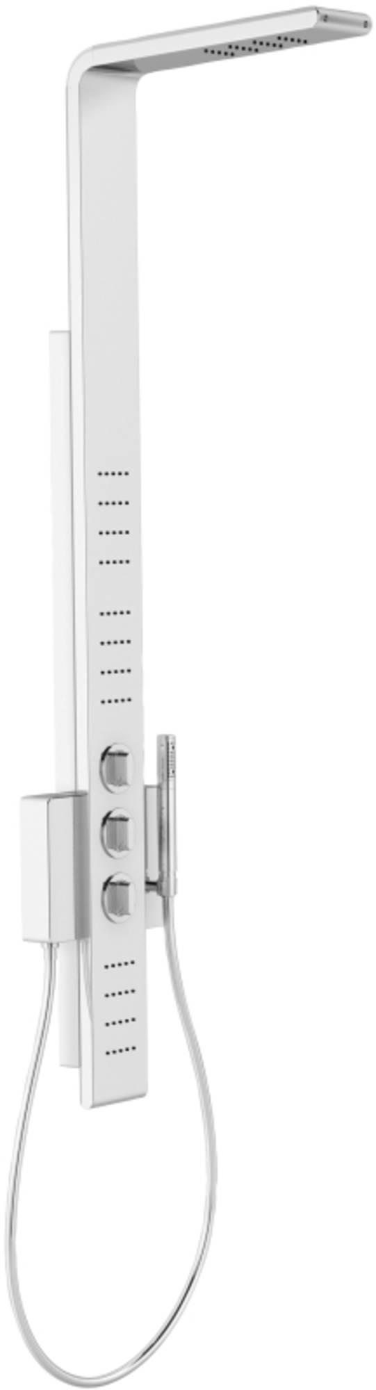 IDEAL STANDARD MOMENTS douchepaneel met 5 functies CHROOM (K6190AA)