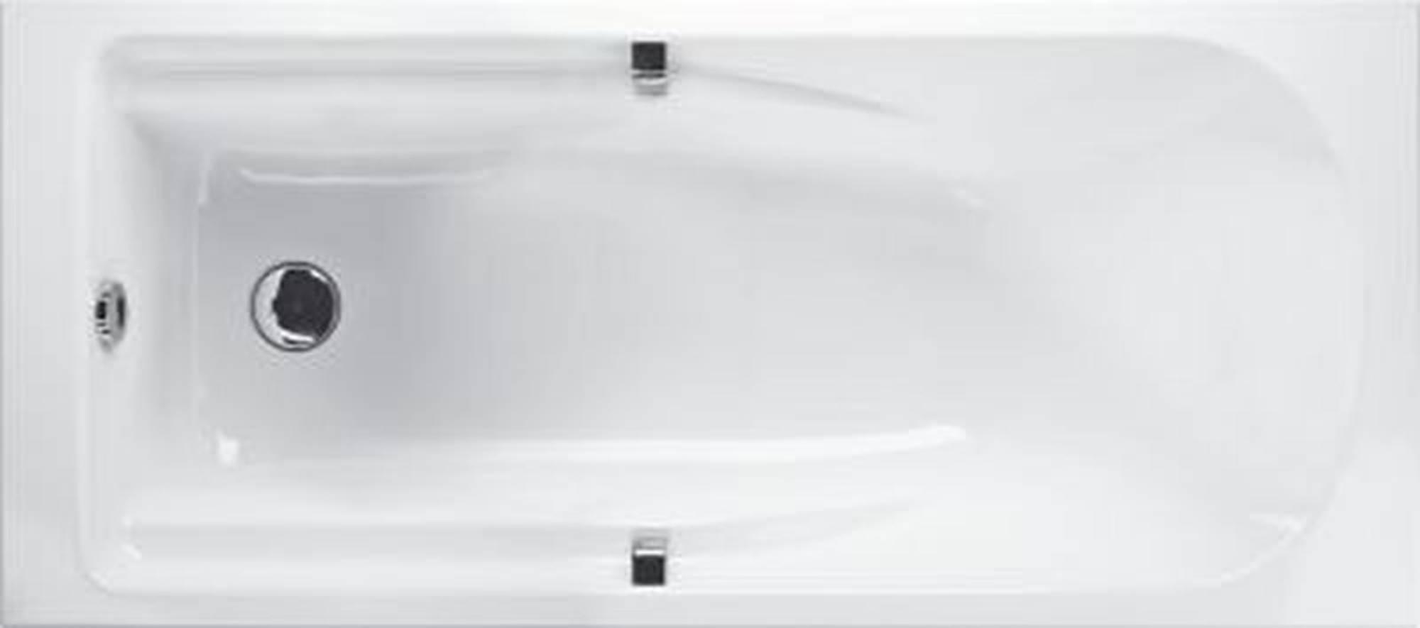 Sphinx B75/Comfort Plus bad 190 x 90 cm met poten Wit