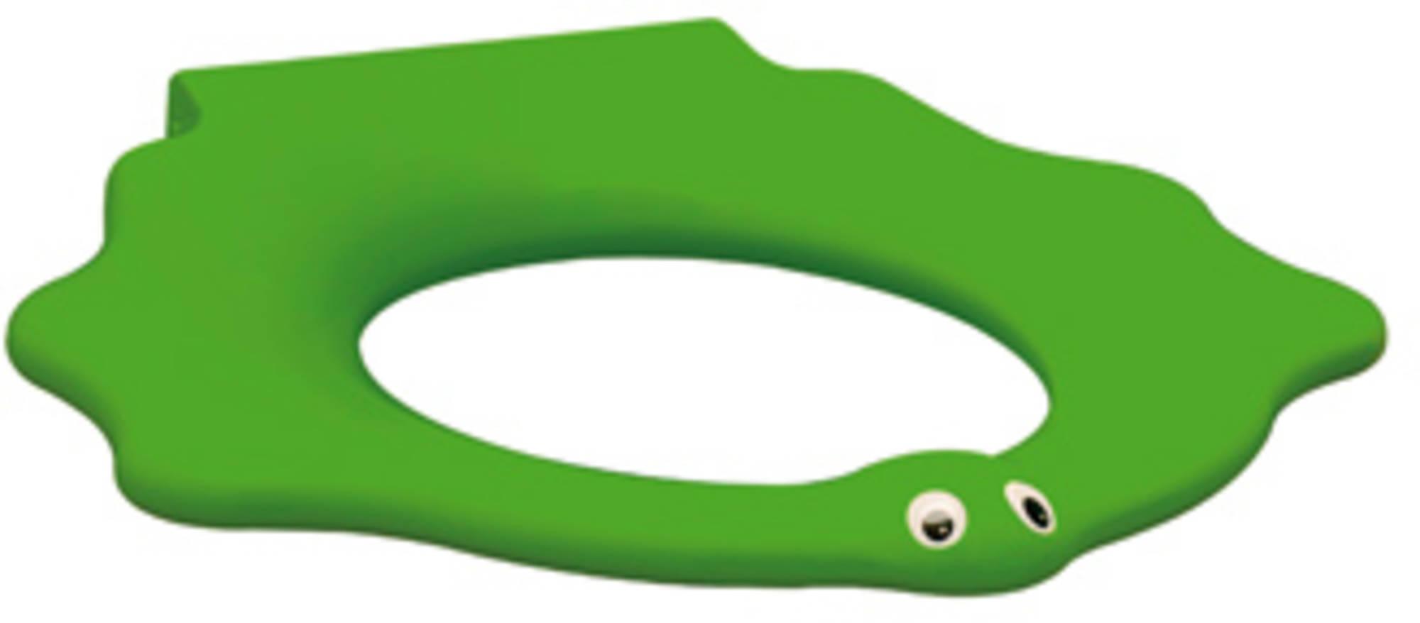 Sphinx Serie 300 kids turtle closetzitting zonder deksel, groen