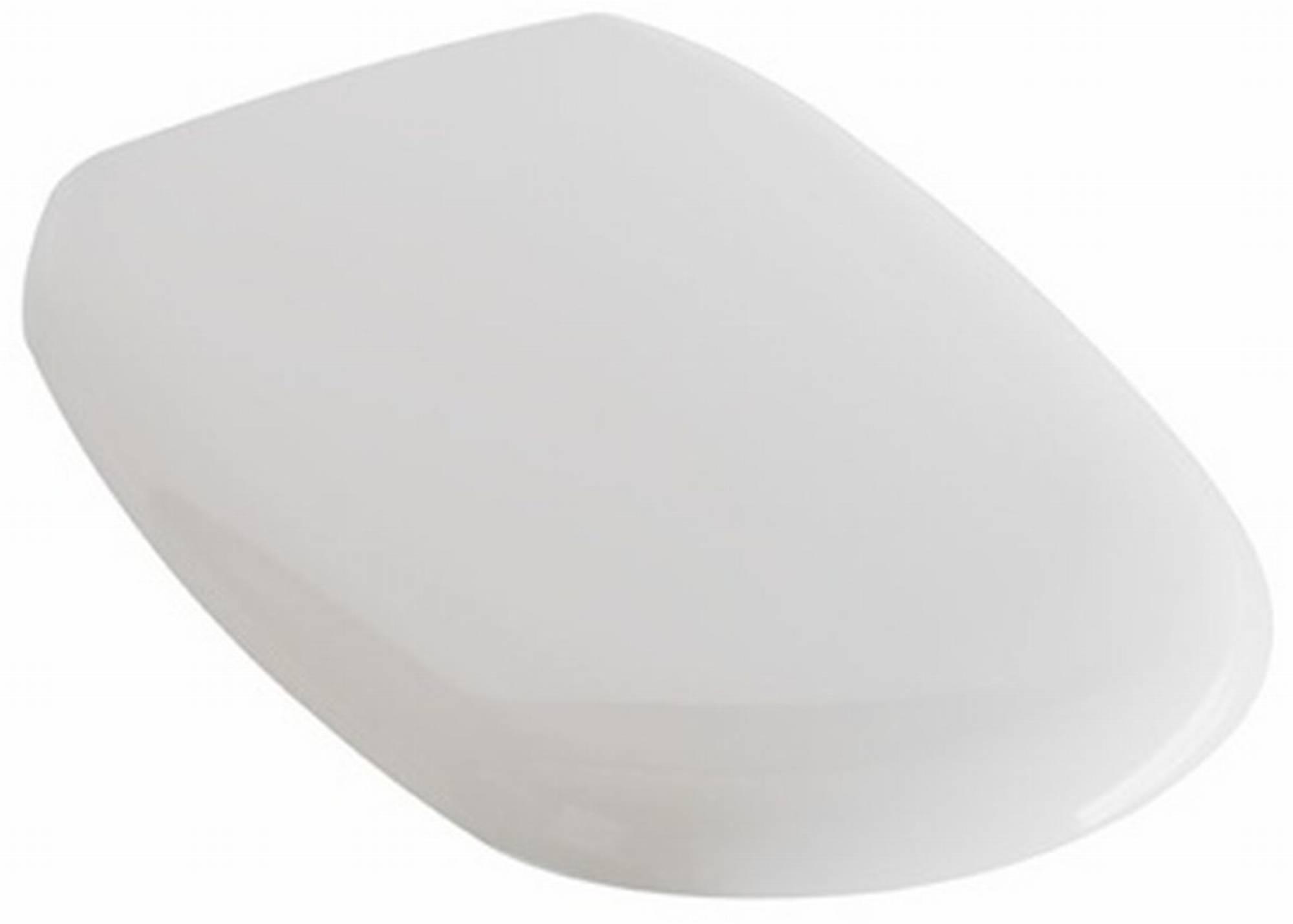Sphinx softclose closetzitting voor wc voor 330-355-390, wit