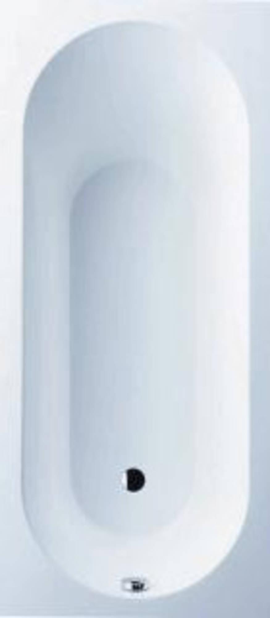 Villeroy&Boch Oberon bad 170 x 75 cm met poten Wit