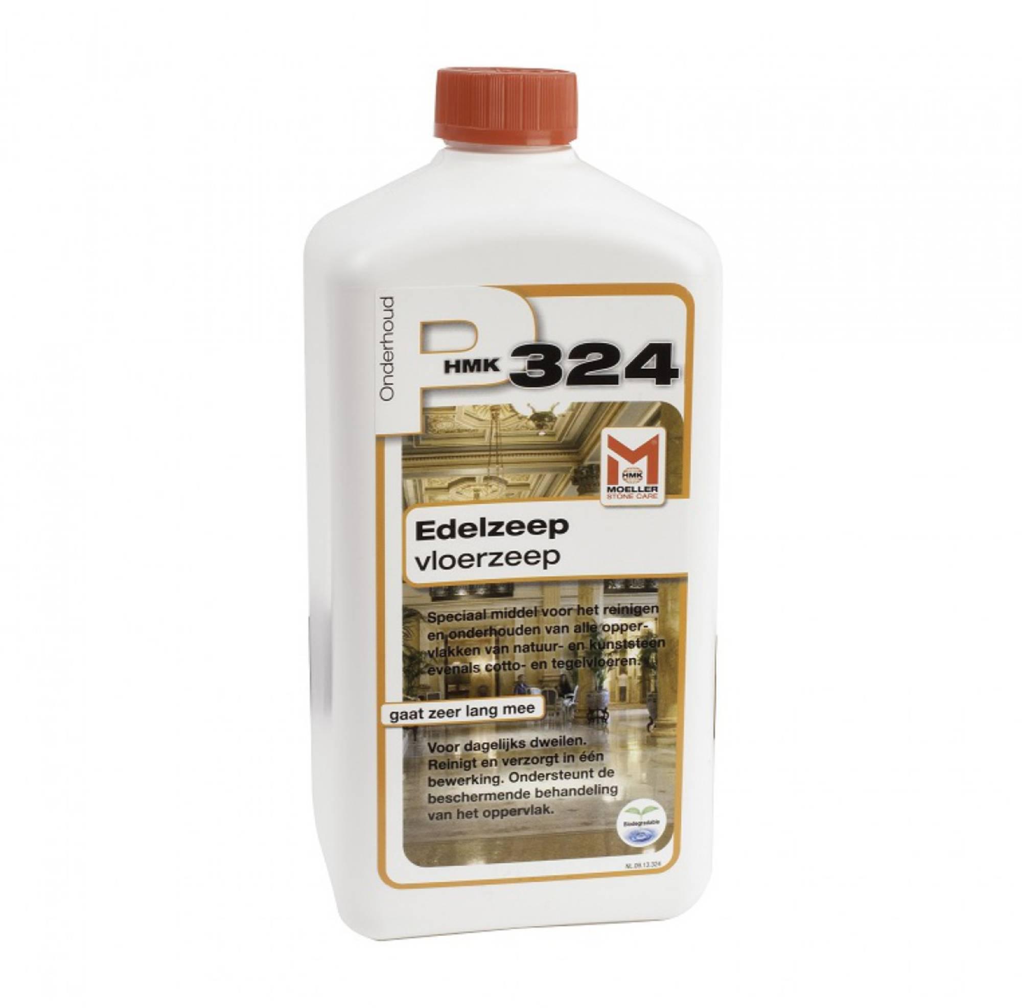 Dagaanbieding - HMK P324 Edelzeep - vloerzeep 1 liter dagelijkse koopjes