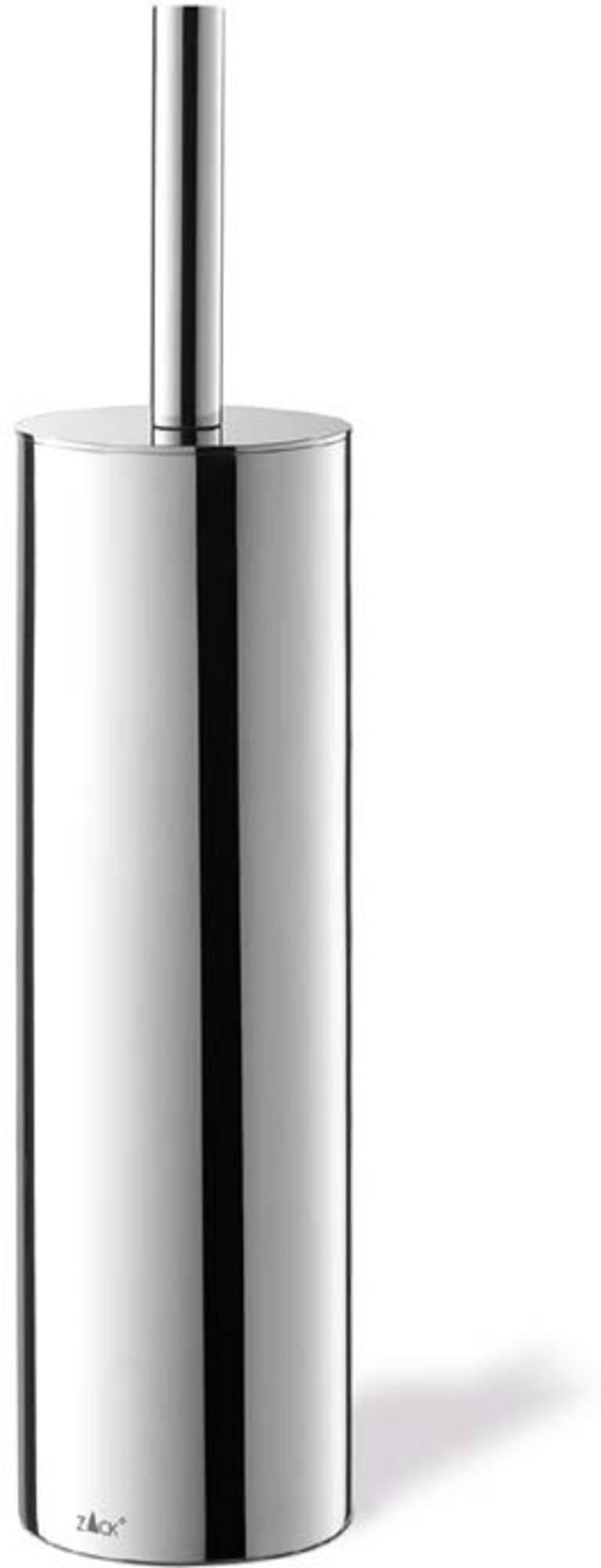 ZACK Tubo Toiletborstel Spiegelglans RVS