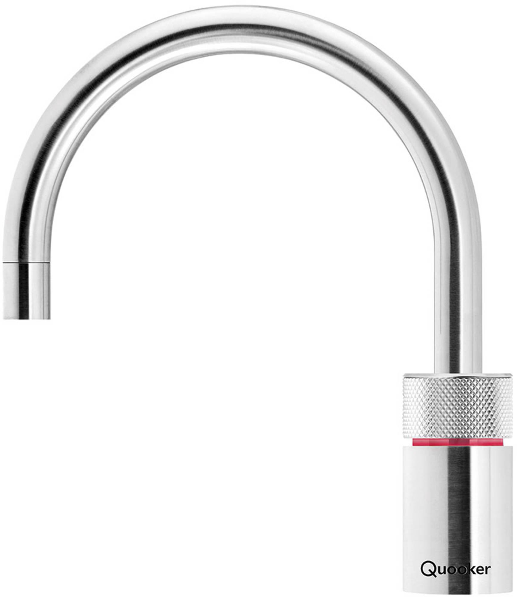 Quooker Pro3-VAQ Nordic Round Steel