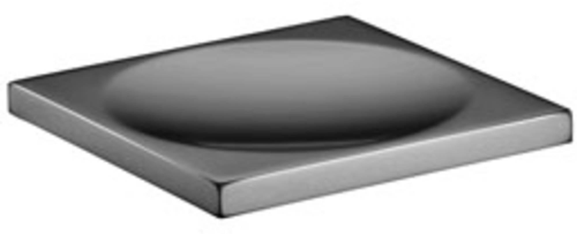 Dornbracht MEM Zeepschaaltje, staand model Platina Mat