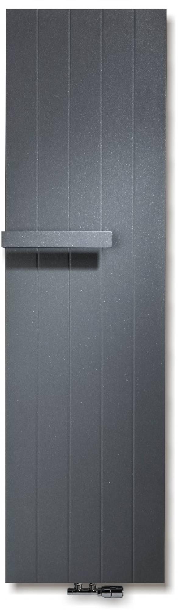 Vasco Vertiline VD design radiator 508x2020 1498w as=1188 Antraciet M301