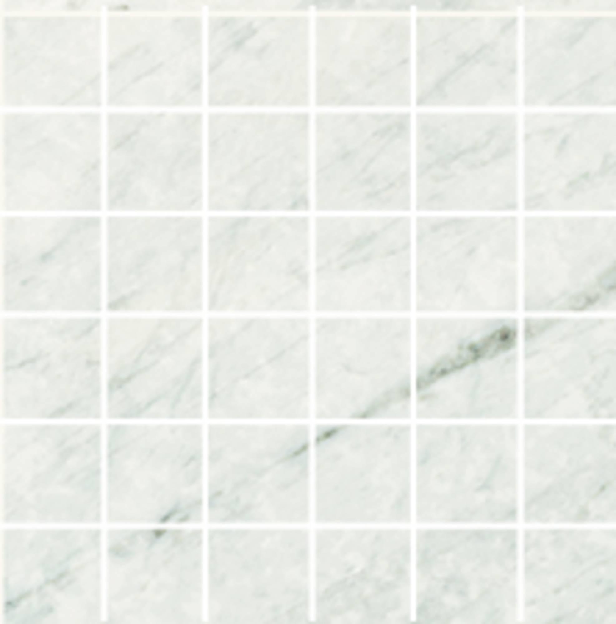 Mozaiek Italgraniti Experience 30x30x0,95 cm Wit-Grijs 1,08M2