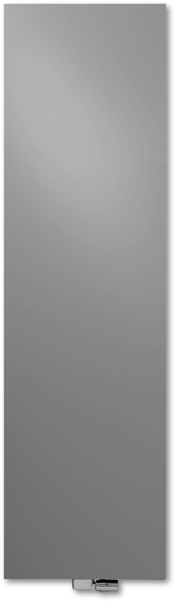 Vasco Niva Verticaal N2L1 Designradiator 202x62 cm Grijs