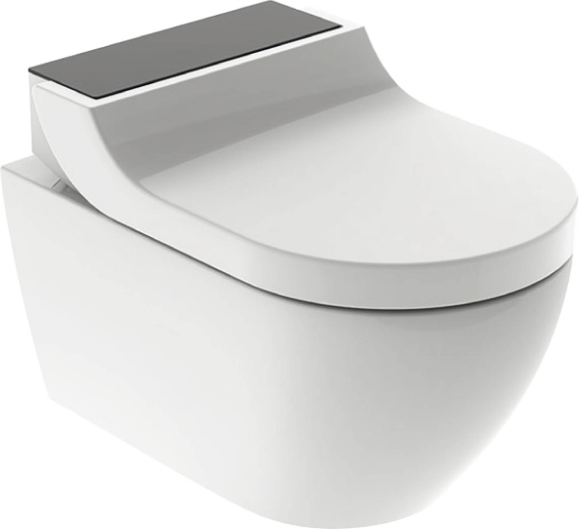 Geberit Aquaclean Tuma comfort wandcloset met douche wc, wit