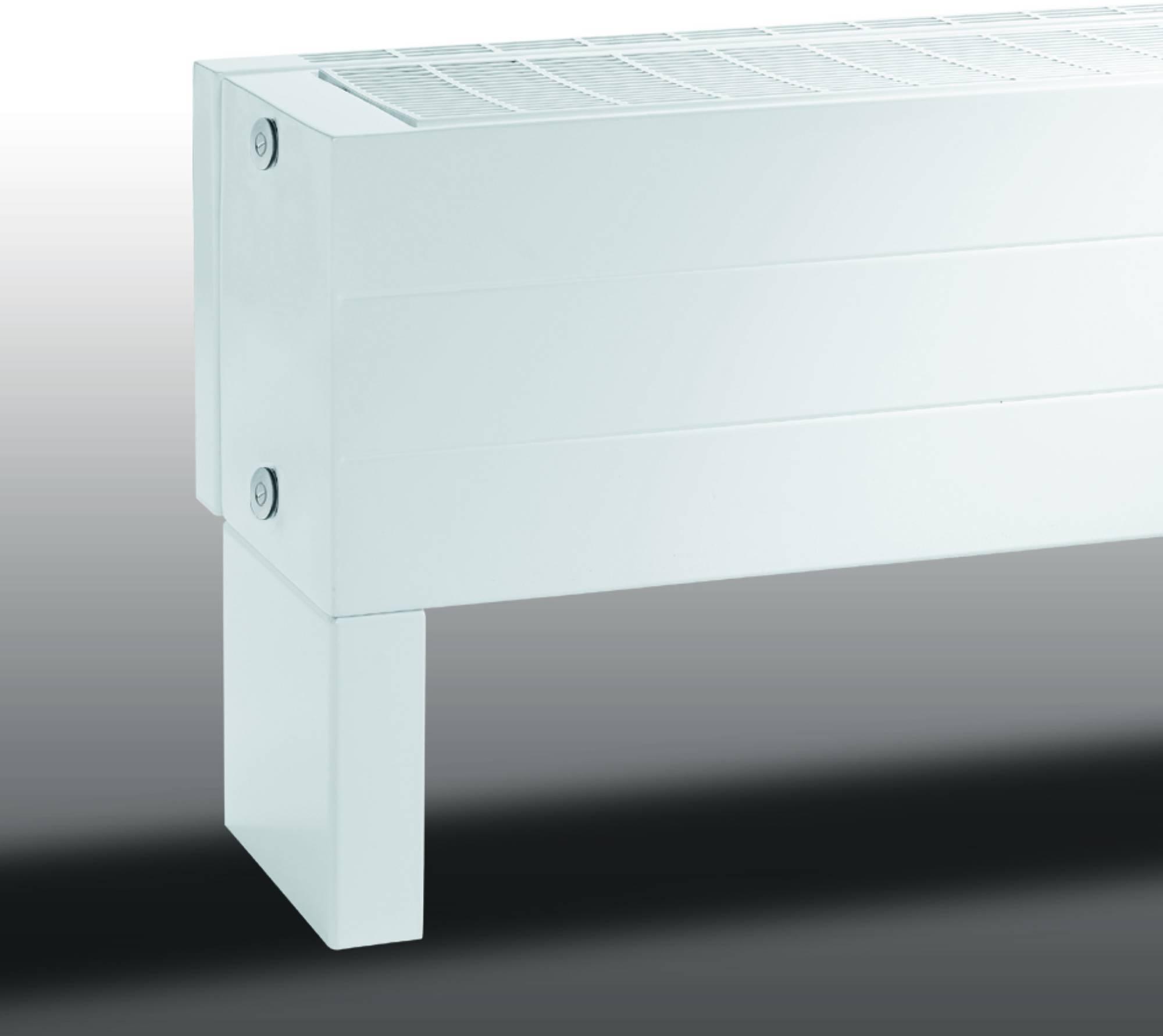 Vasco Primula P3 radiator as=9999 21x120cm 1849W Verkeerswit
