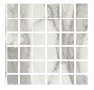 Mozaiek Magica 1983 S.r.l. Marble 30x30x0,95 cm 1 Statuaro 12ST