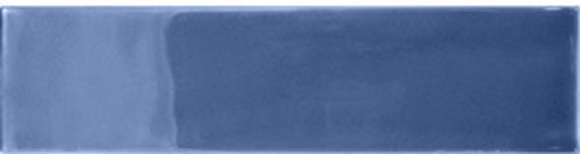 Wandtegel Wow Gradient 7,5x30 cm indigo gloss 0,44 M2