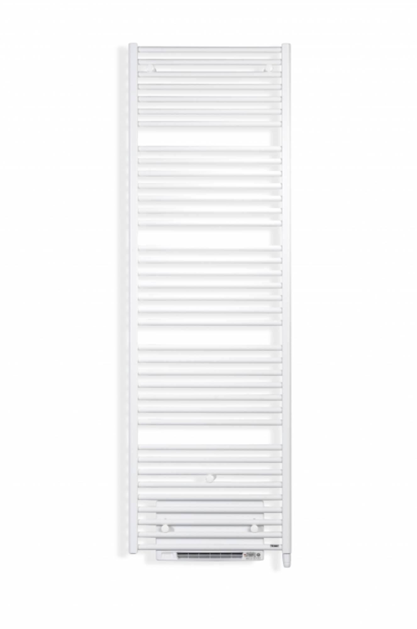 Vasco Iris HD-EL elektrische radiator met blower 179x50cm 2000W Signaal Zwart