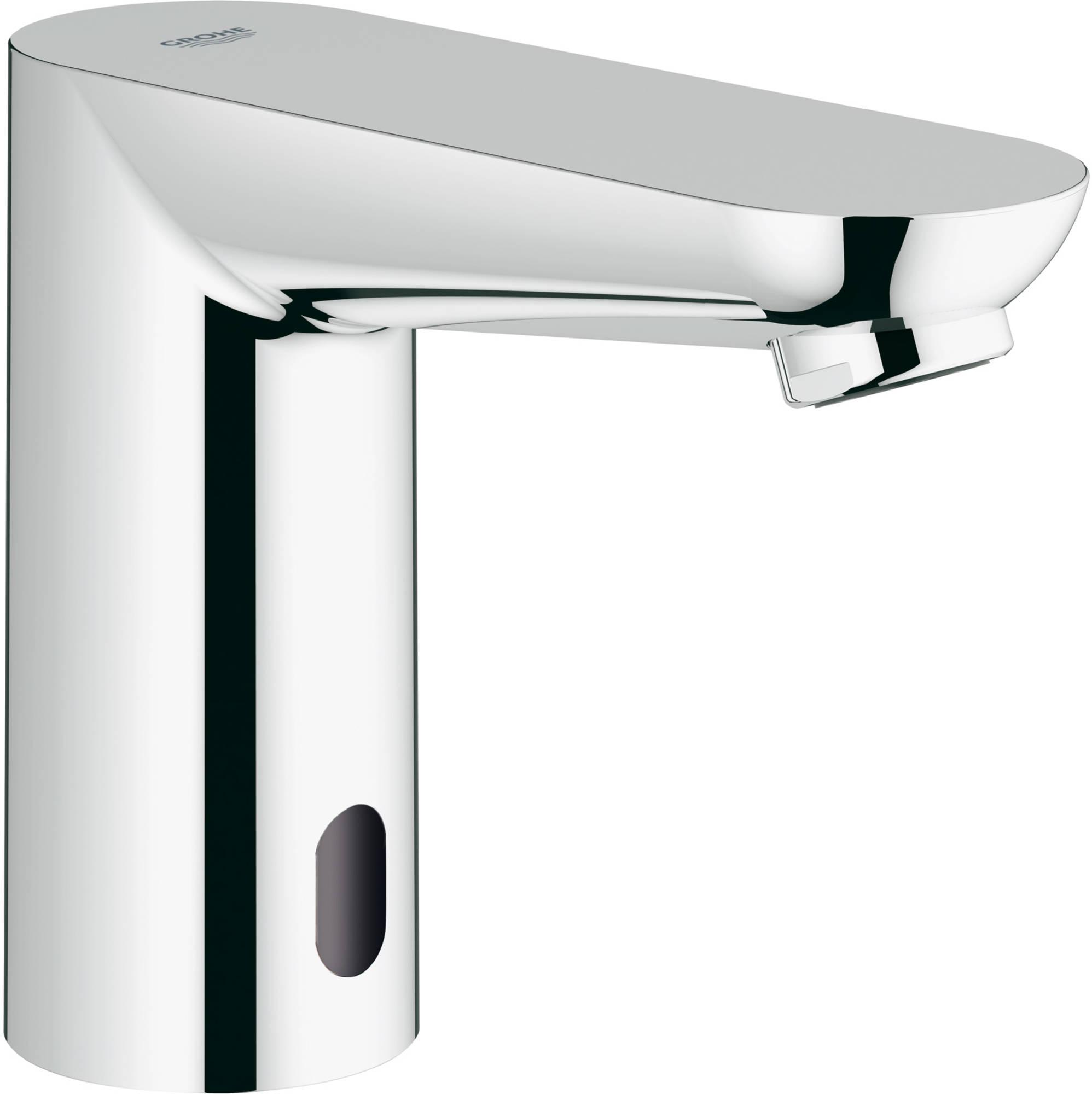 Grohe Euroeco wastafelkraan infrarood chroom 36269000